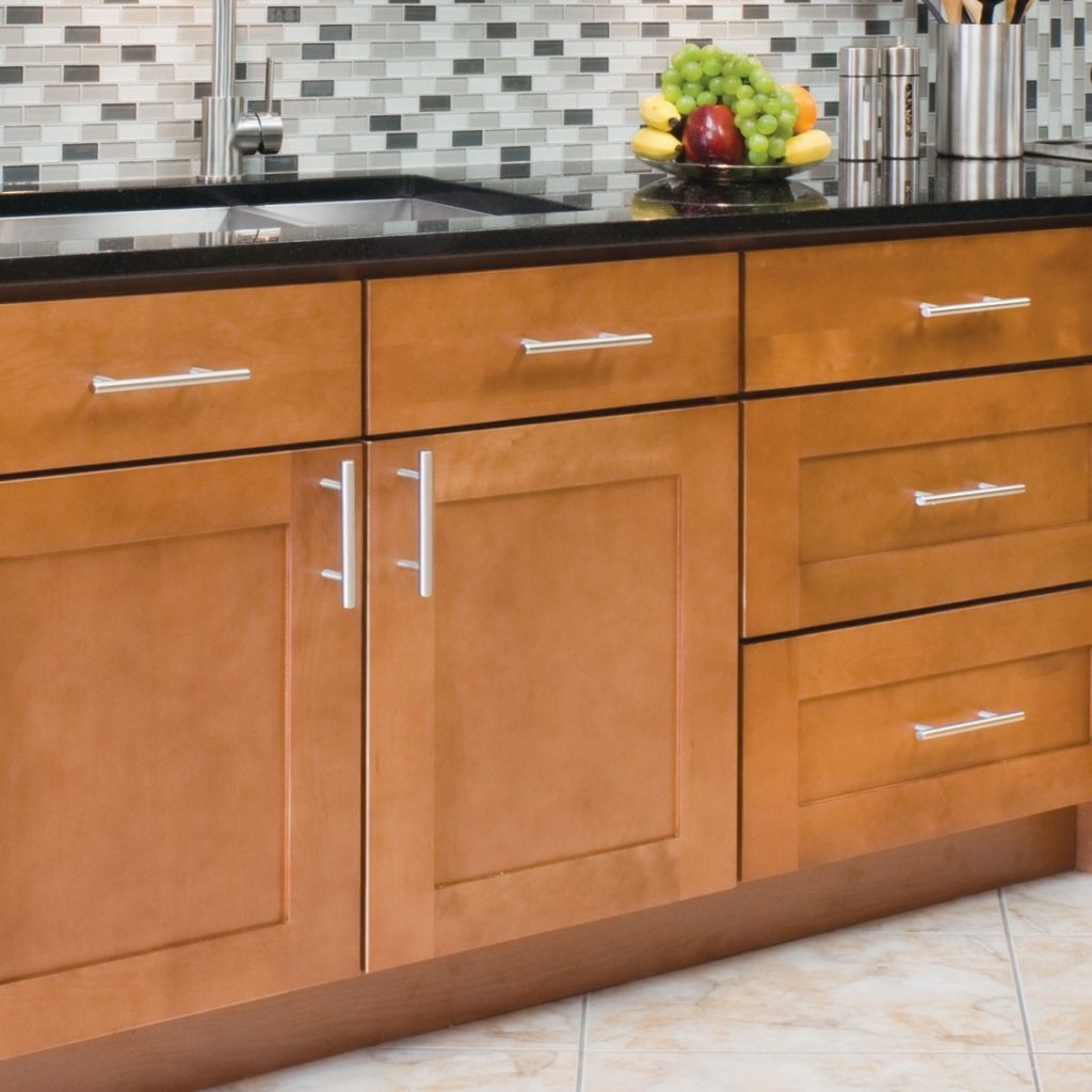 Modern Stainless Steel Kitchen Cabinet Pulls