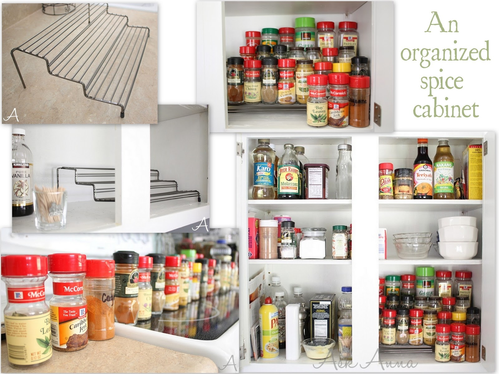Organizing Kitchen Cupboards And Drawers