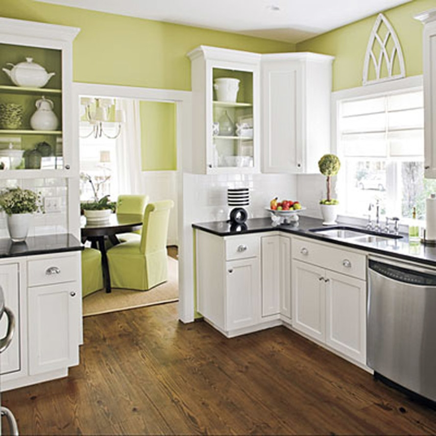 Pictures Small Kitchens White Cabinets890 X 890