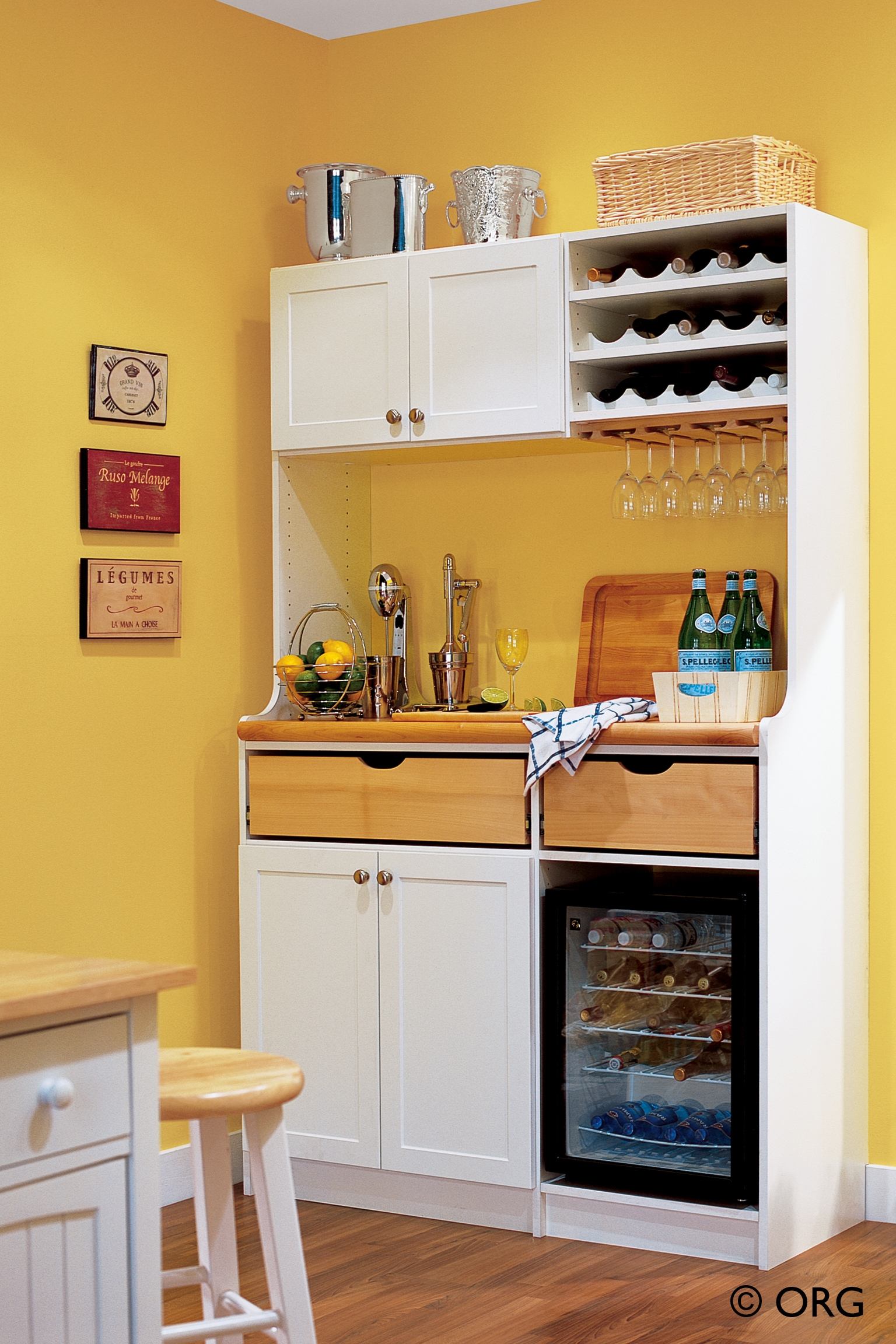 Small Kitchen Utility Cabinets