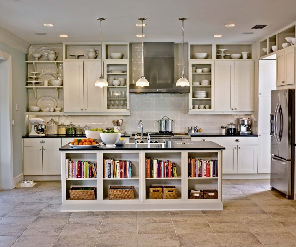 Tall Kitchen Cabinet Ideas