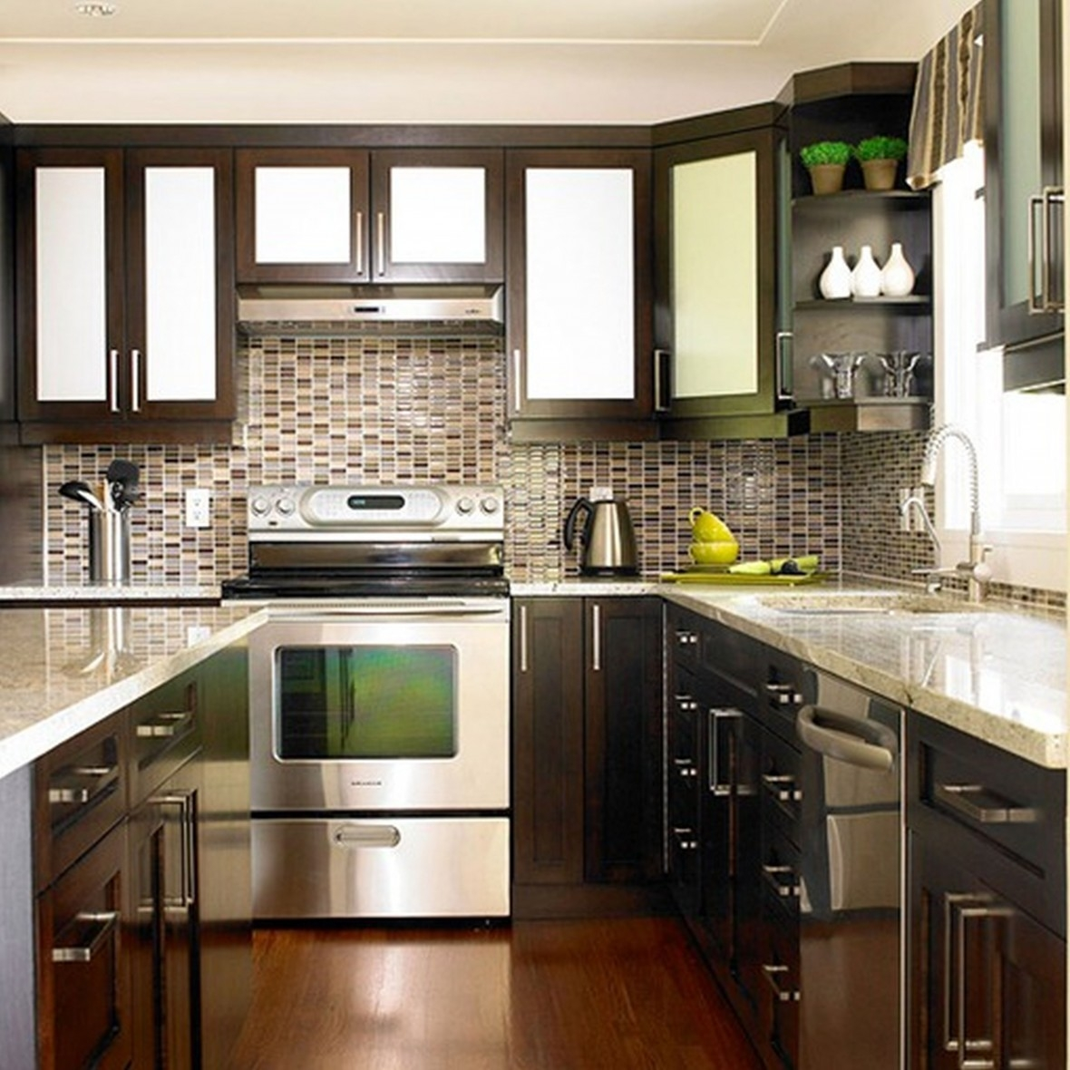 Tropical Style Kitchen Cabinets1180 X 1180