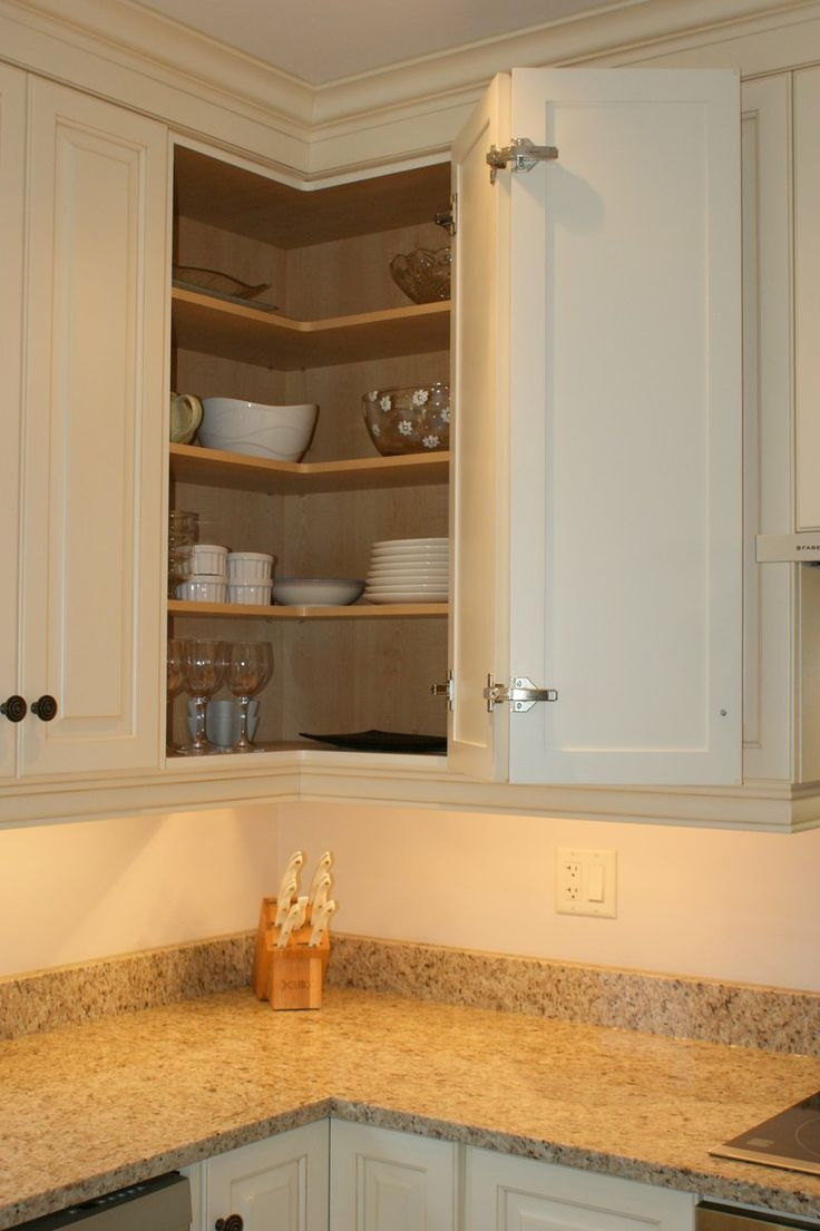 Under Upper Kitchen Cabinet Storage