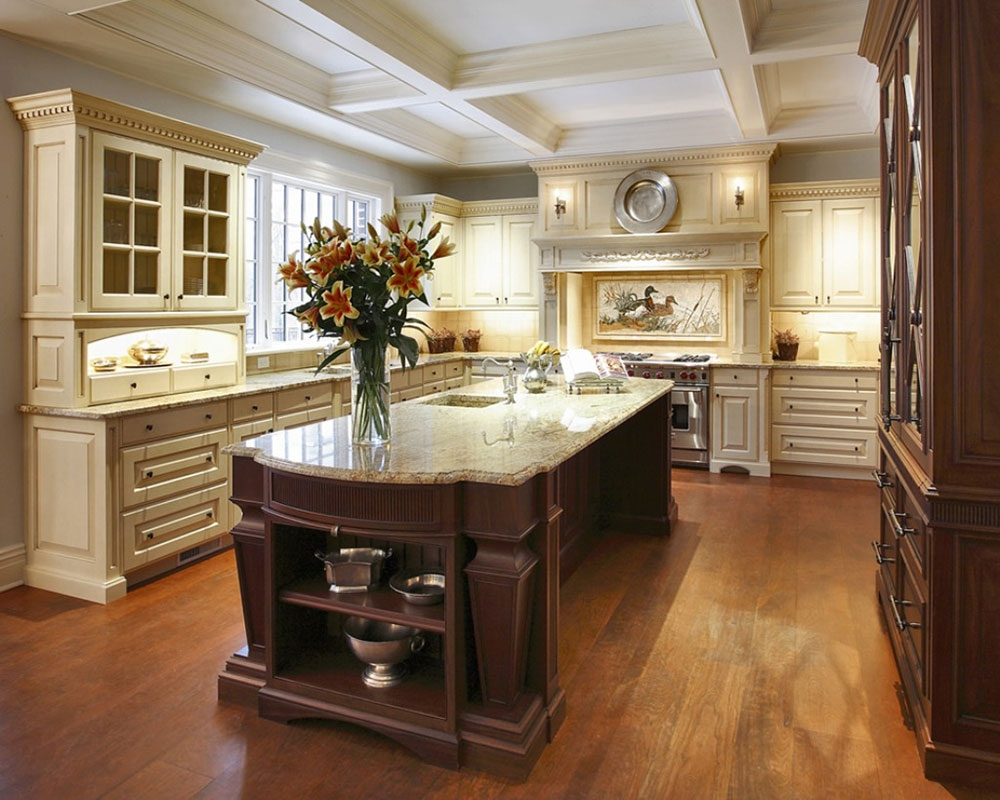 Updated Traditional Kitchen Cabinets