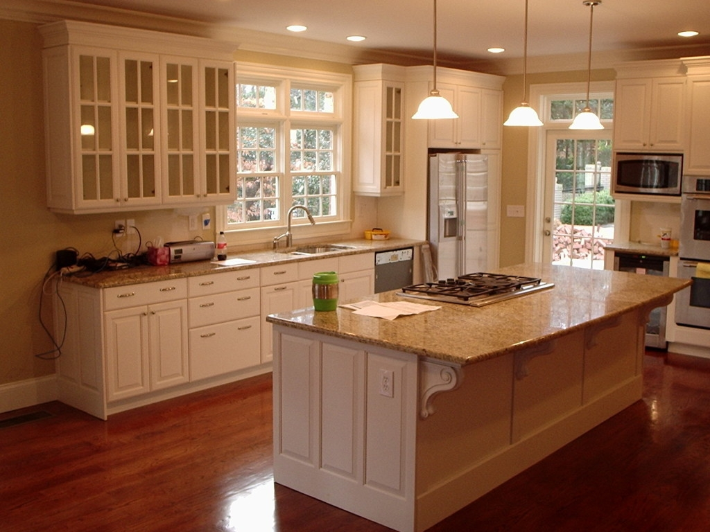 Wood Trim Ideas For Kitchen Cabinets