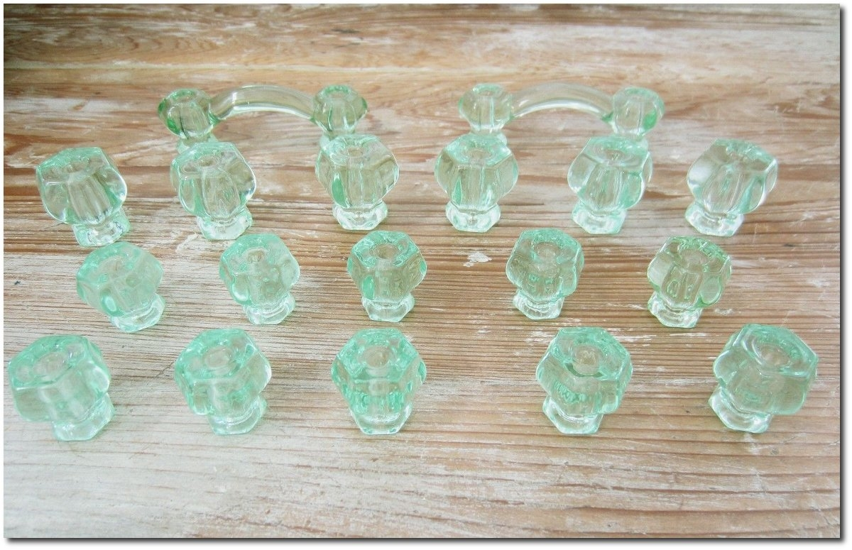 Antique Glass Knobs For Kitchen Cabinets
