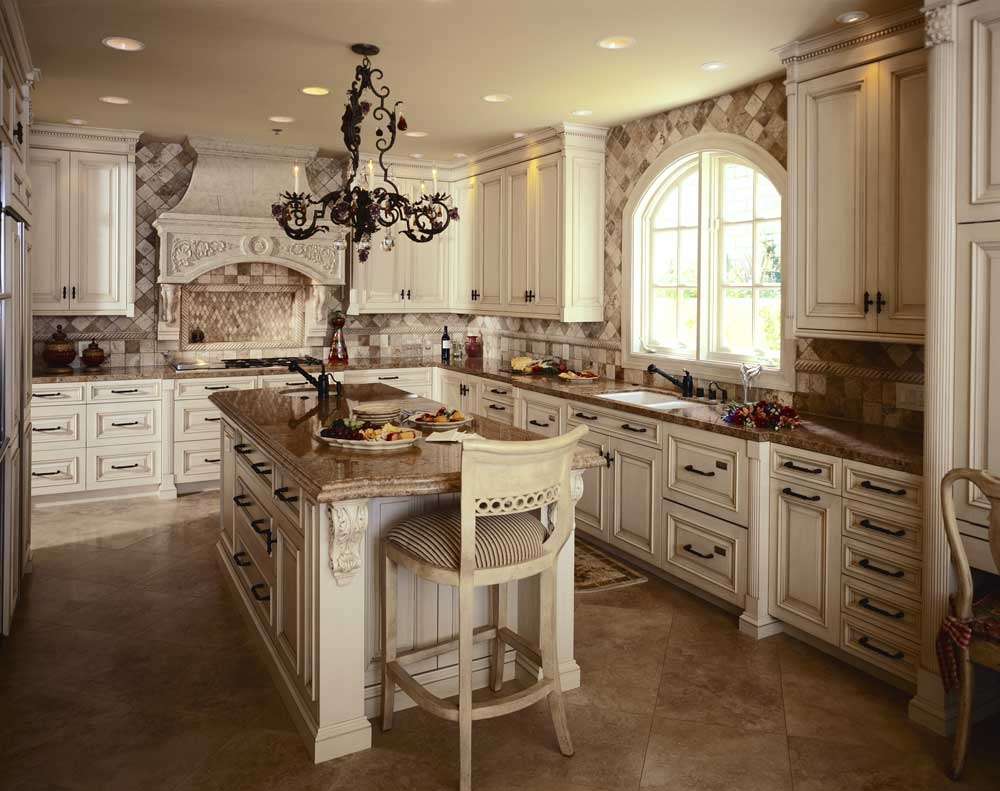 Antique Looking Kitchen Cabinets