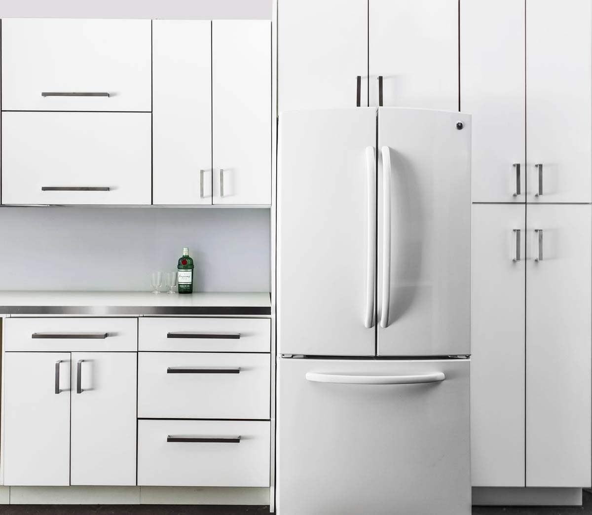Crystal White Kitchen Cabinets