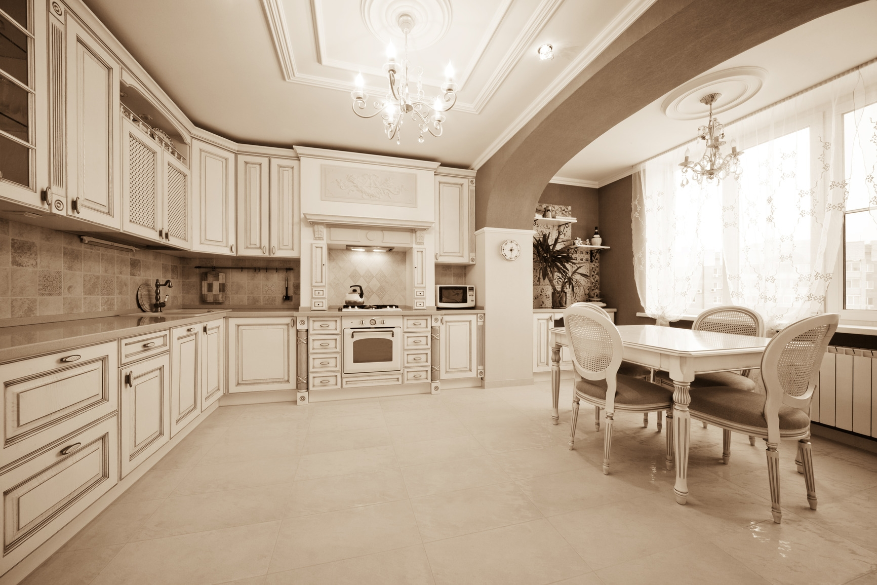 Custom Kitchen Cabinets Burnaby