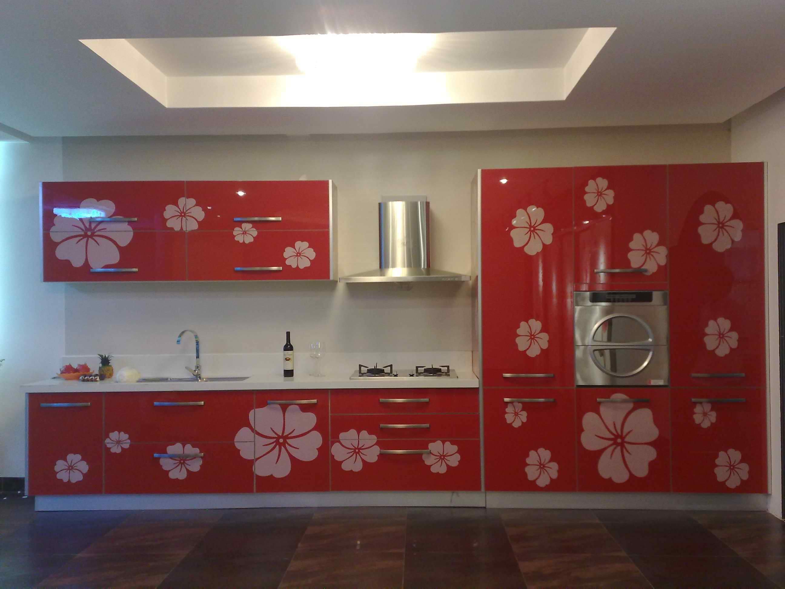 Kitchen Cabinet Door Stickers