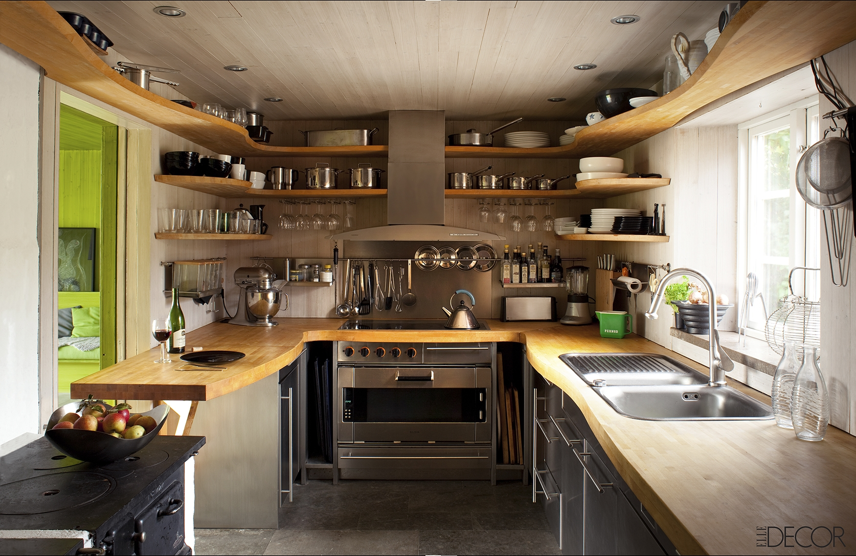Kitchen Cabinet For Small Area