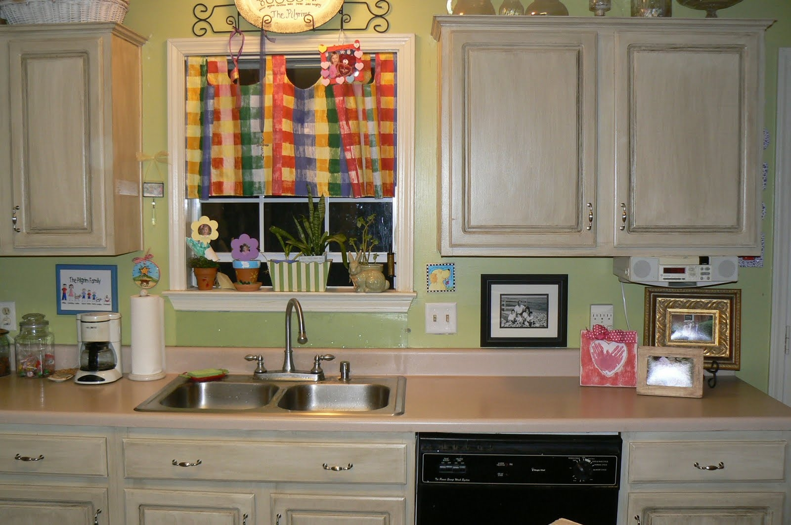 Kitchen Cabinet Transformation Ideas