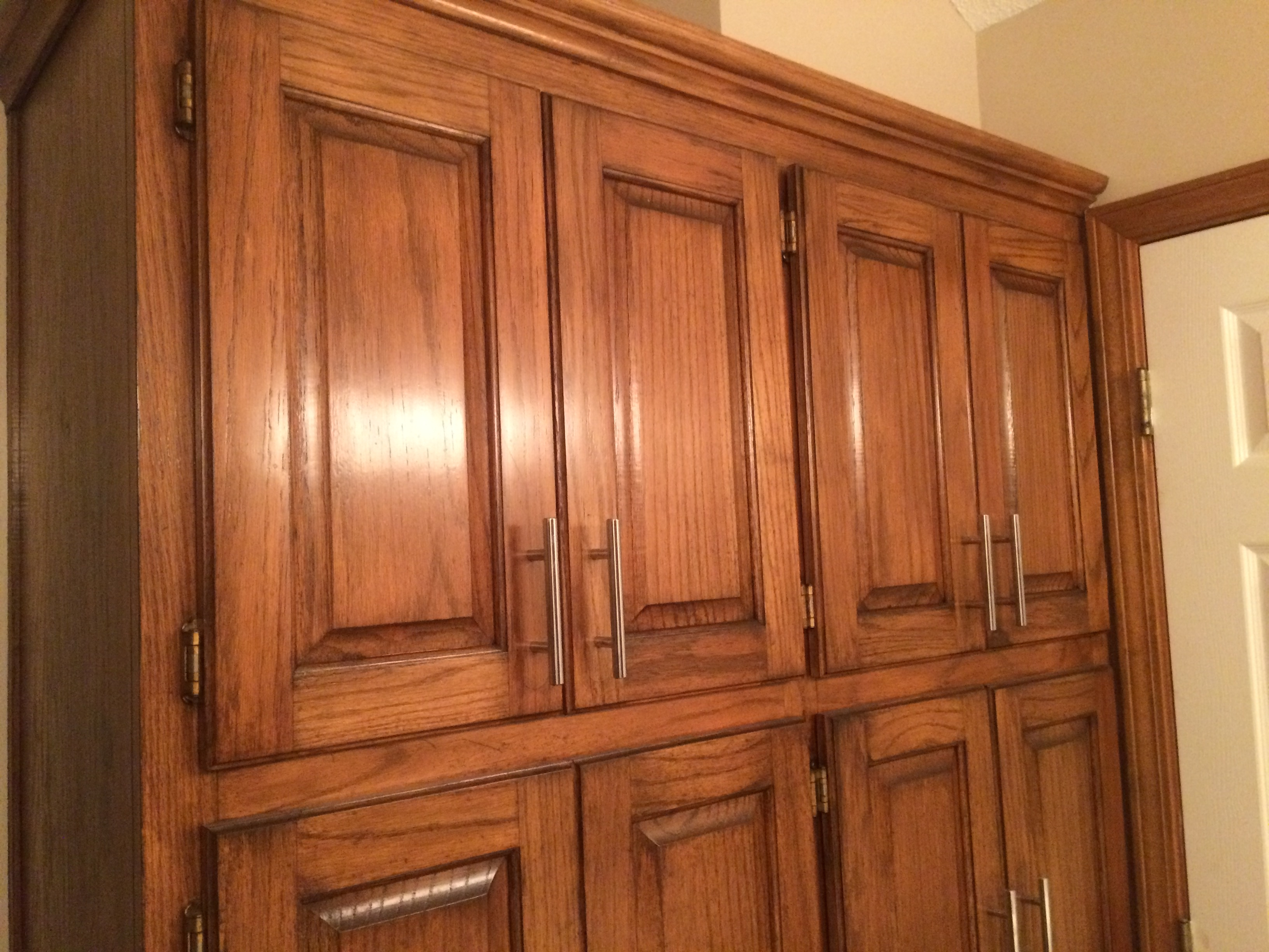 Kitchen Knobs For Oak Cabinets