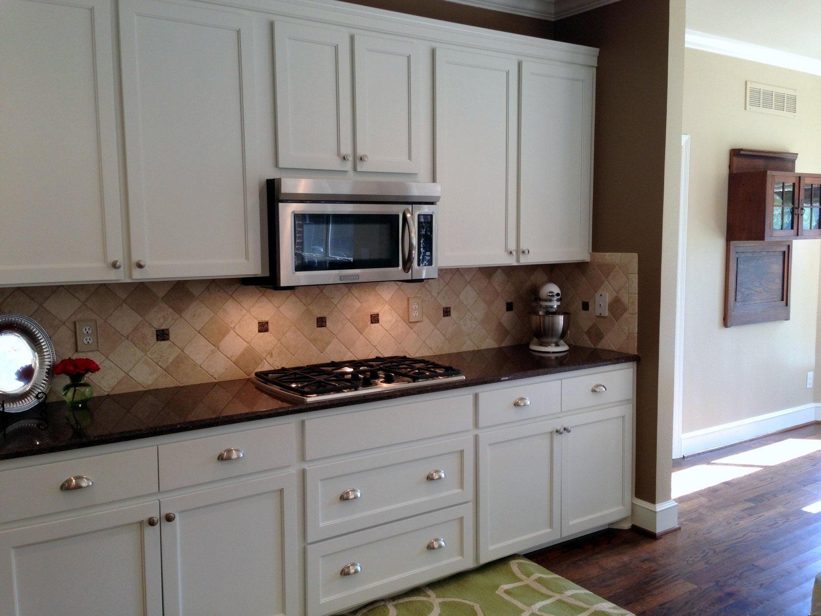 Kitchen Knobs For White Cabinets