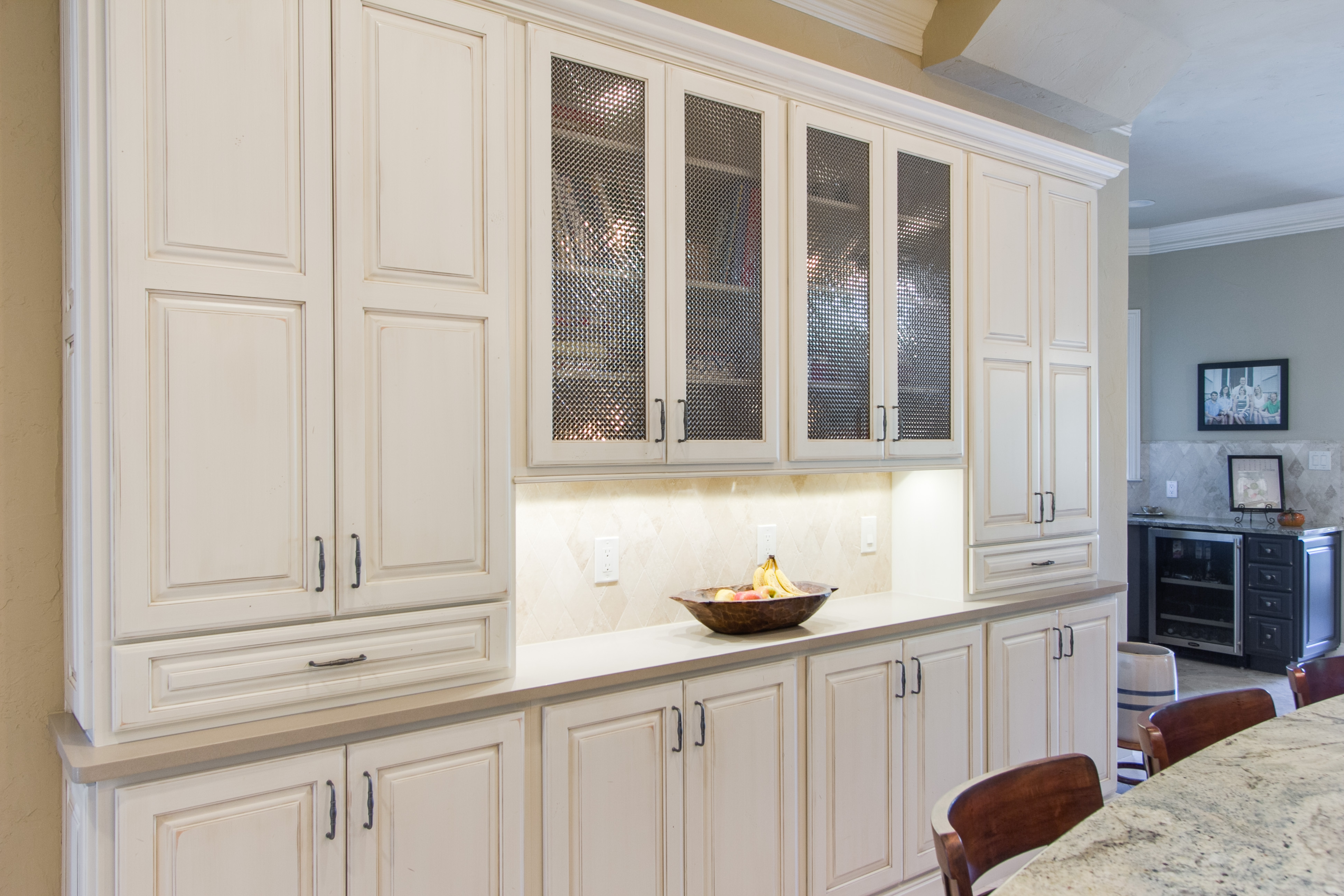 Large Kitchen Wall Cabinets
