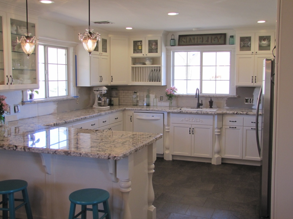 Low Height Kitchen Cabinets