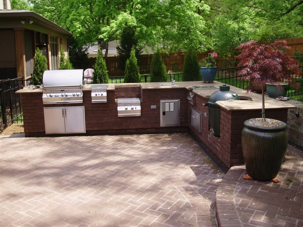 Plans For Outdoor Kitchen Cabinets1024 X 768