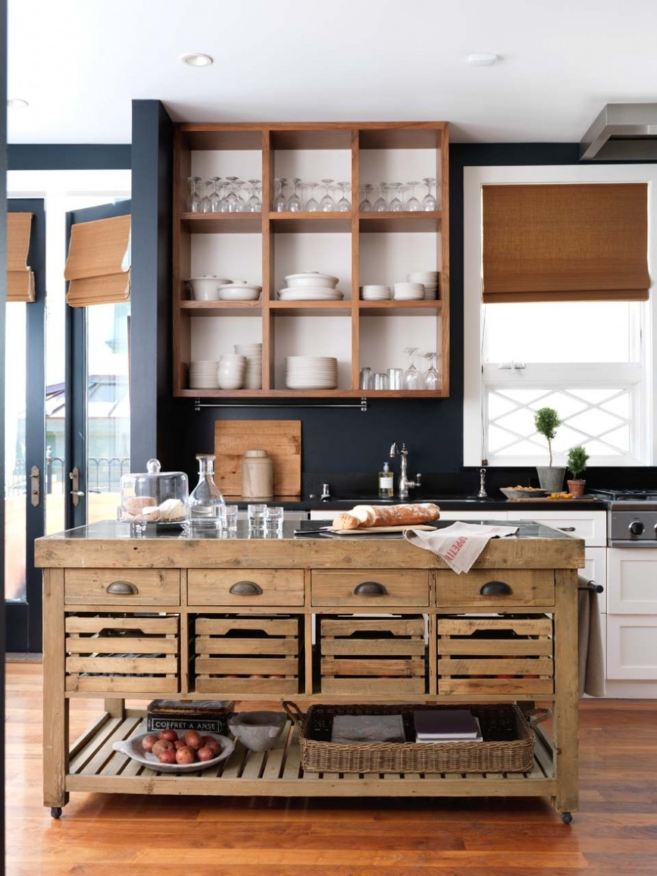Pottery Barn Kitchen Cabinets