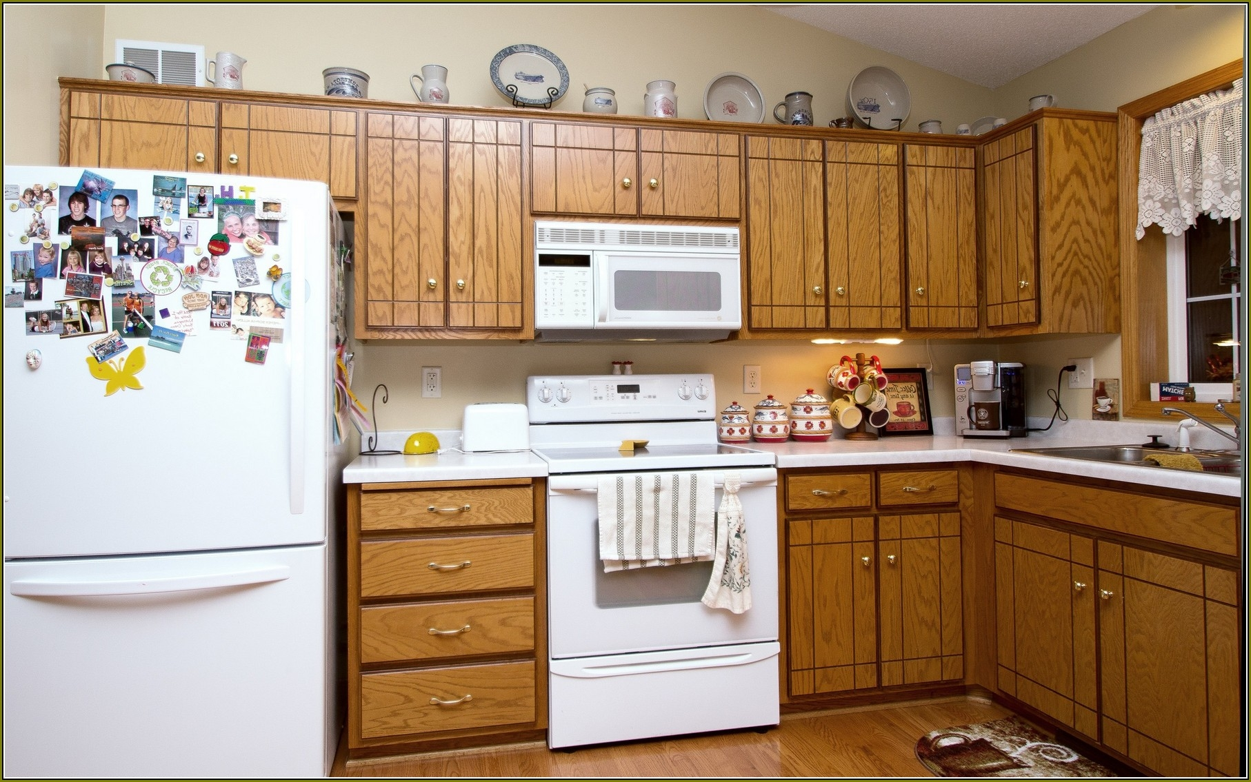 Refacing Materials For Kitchen Cabinets