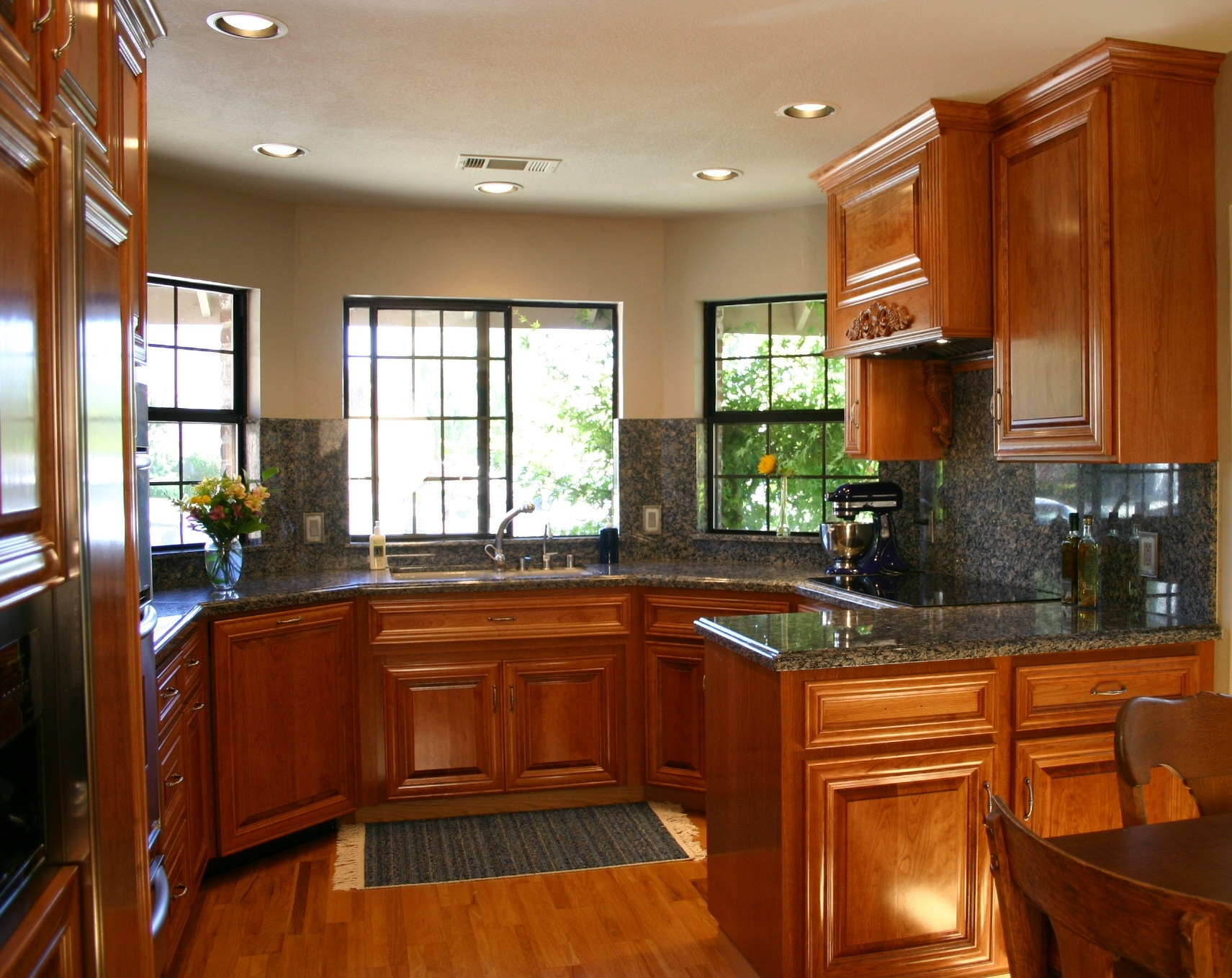 Remodeling Of Kitchen Cabinets