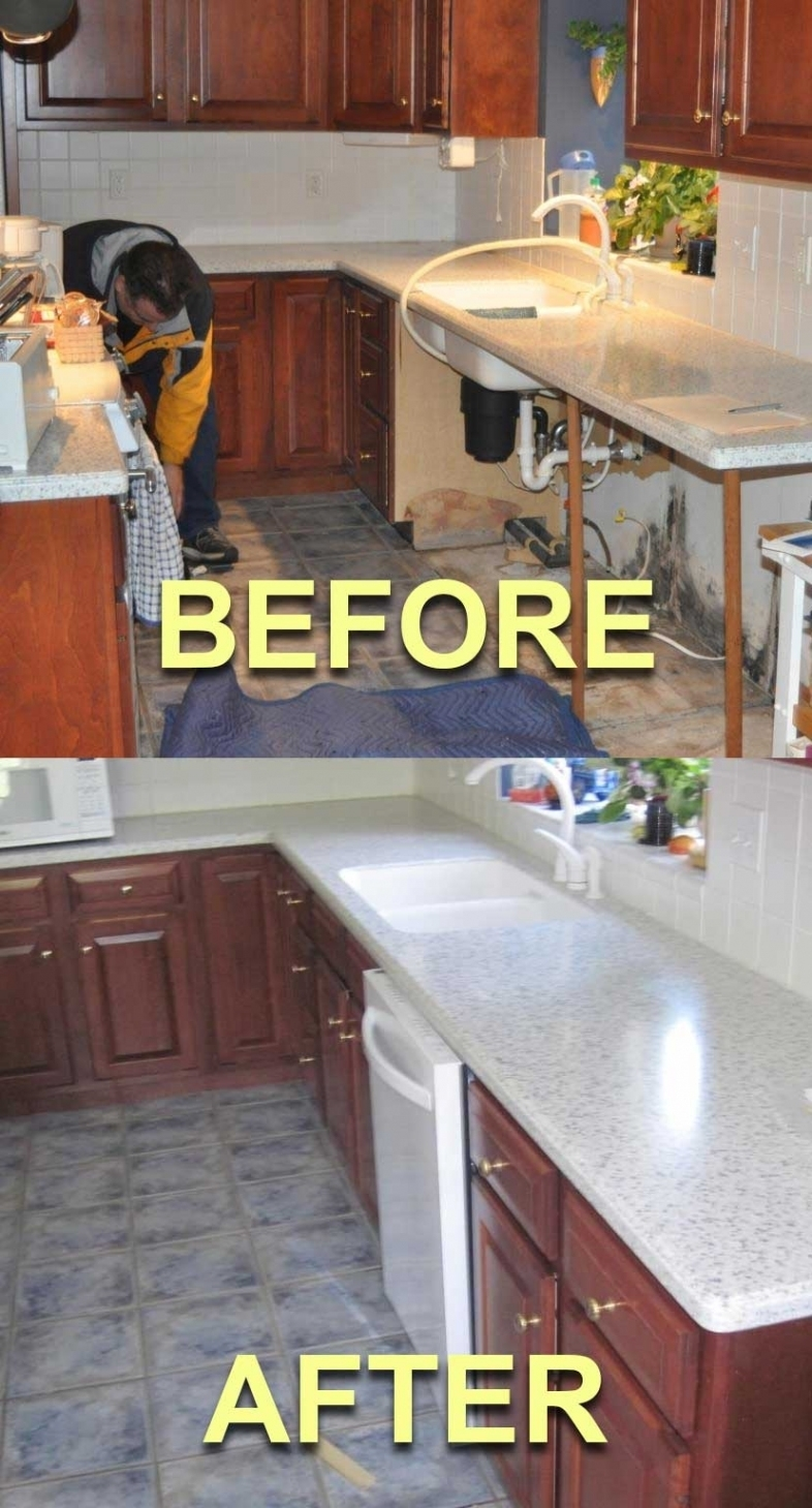 Renew Old Kitchen Cabinets