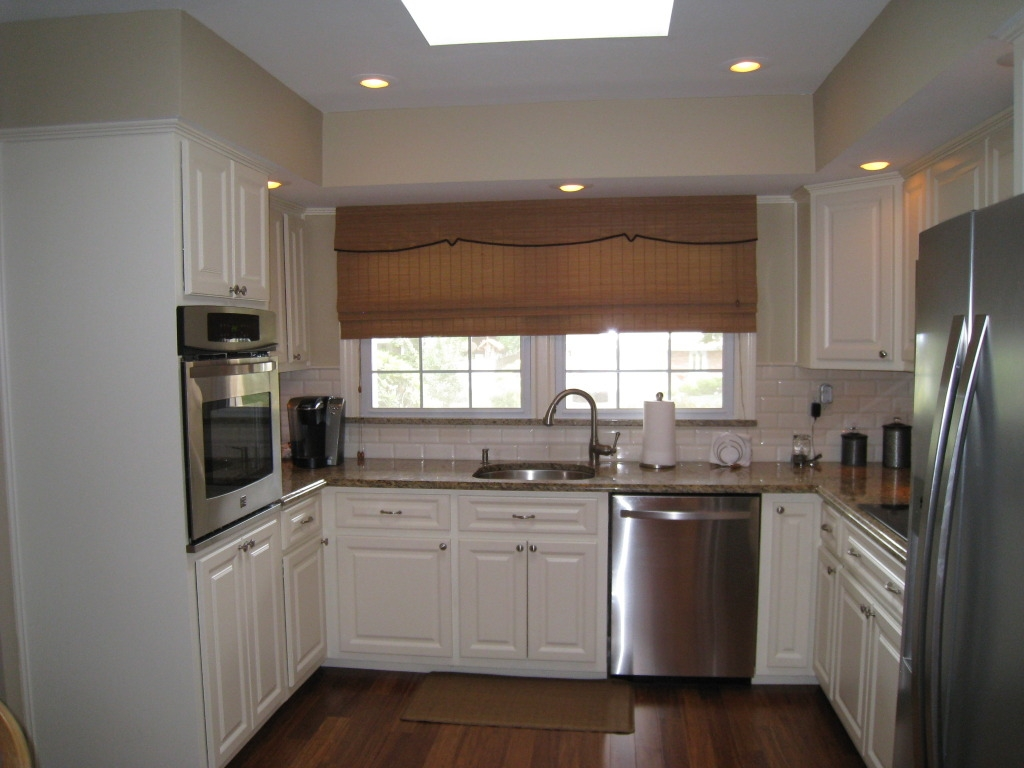 Show Me White Kitchen Cabinets