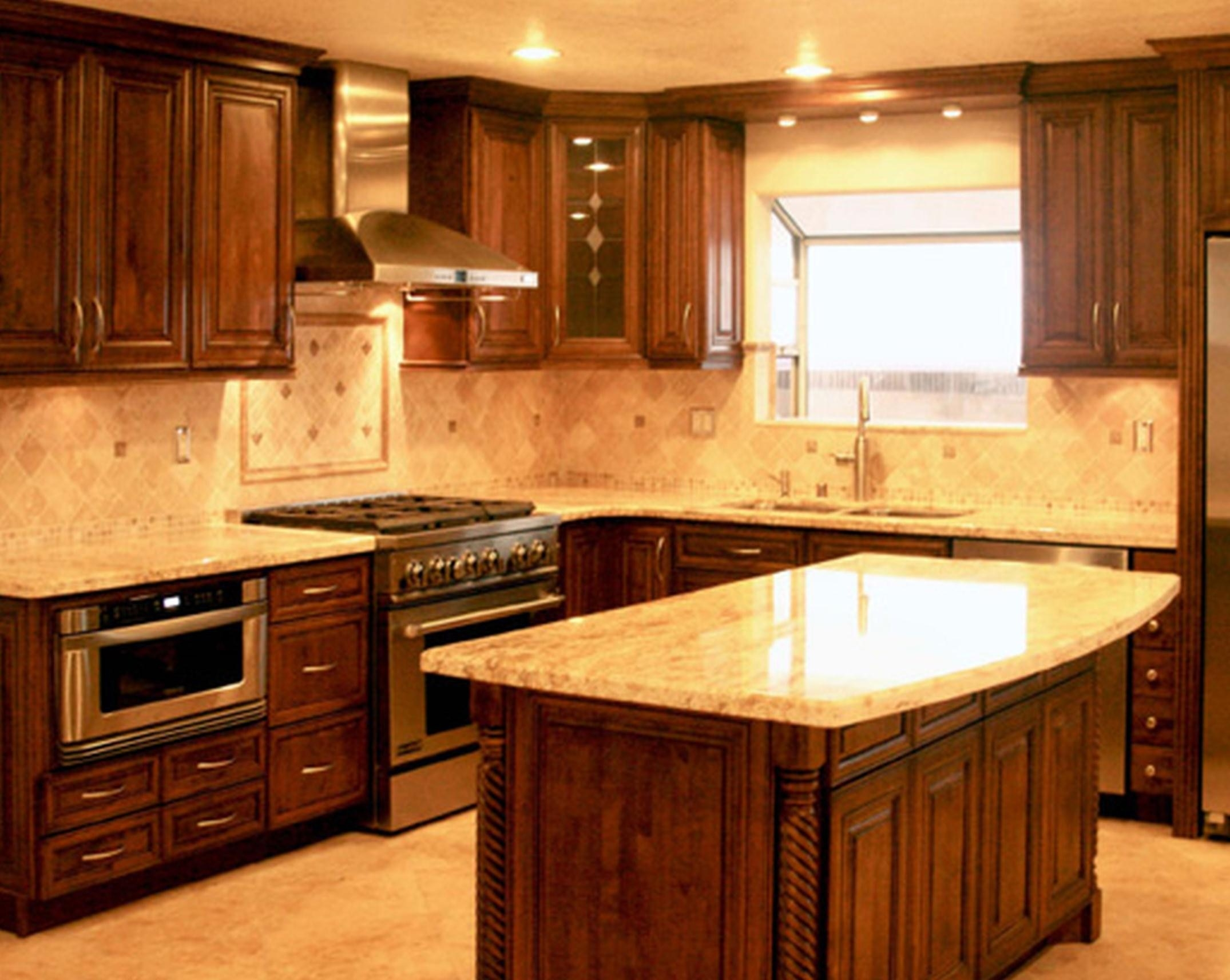 Yonkers Avenue Kitchen Cabinets