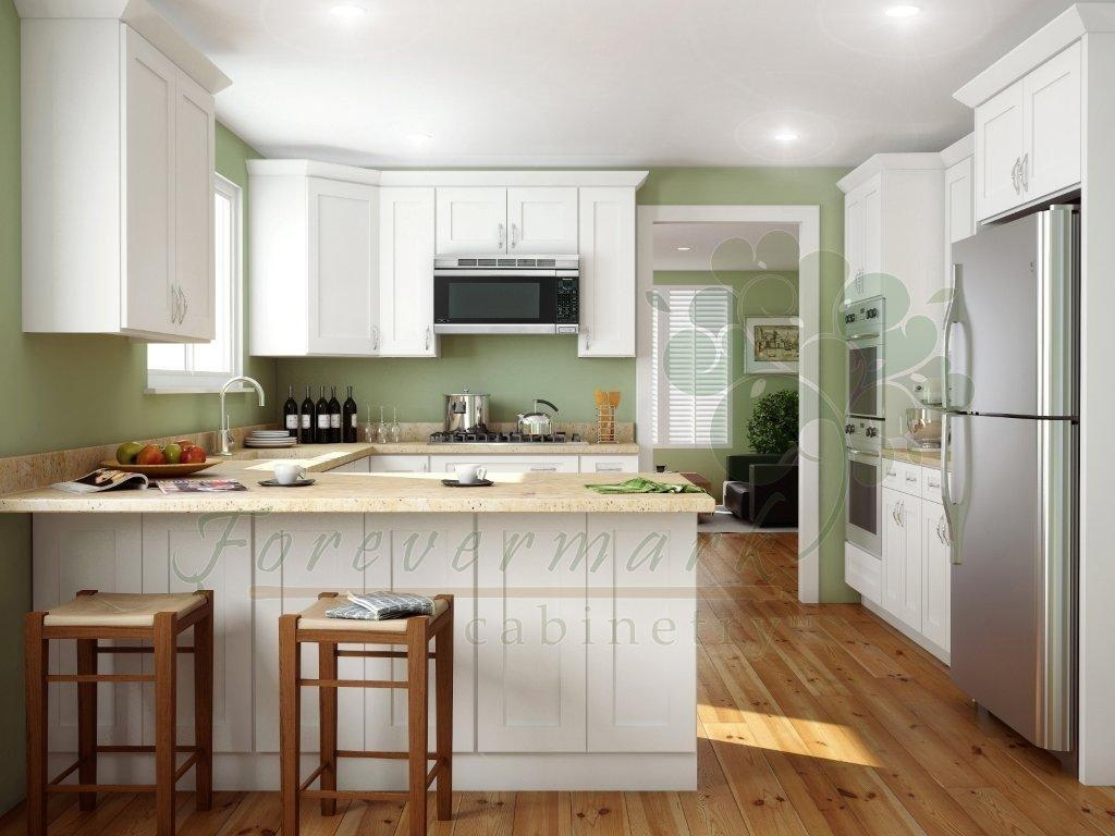 42 Inch White Kitchen Wall Cabinets