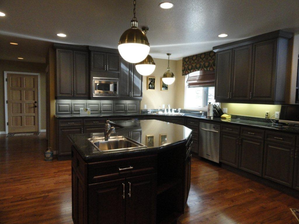 Best Finish Kitchen Cabinets