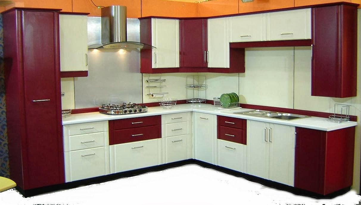 Color Combination For Kitchen Cabinets