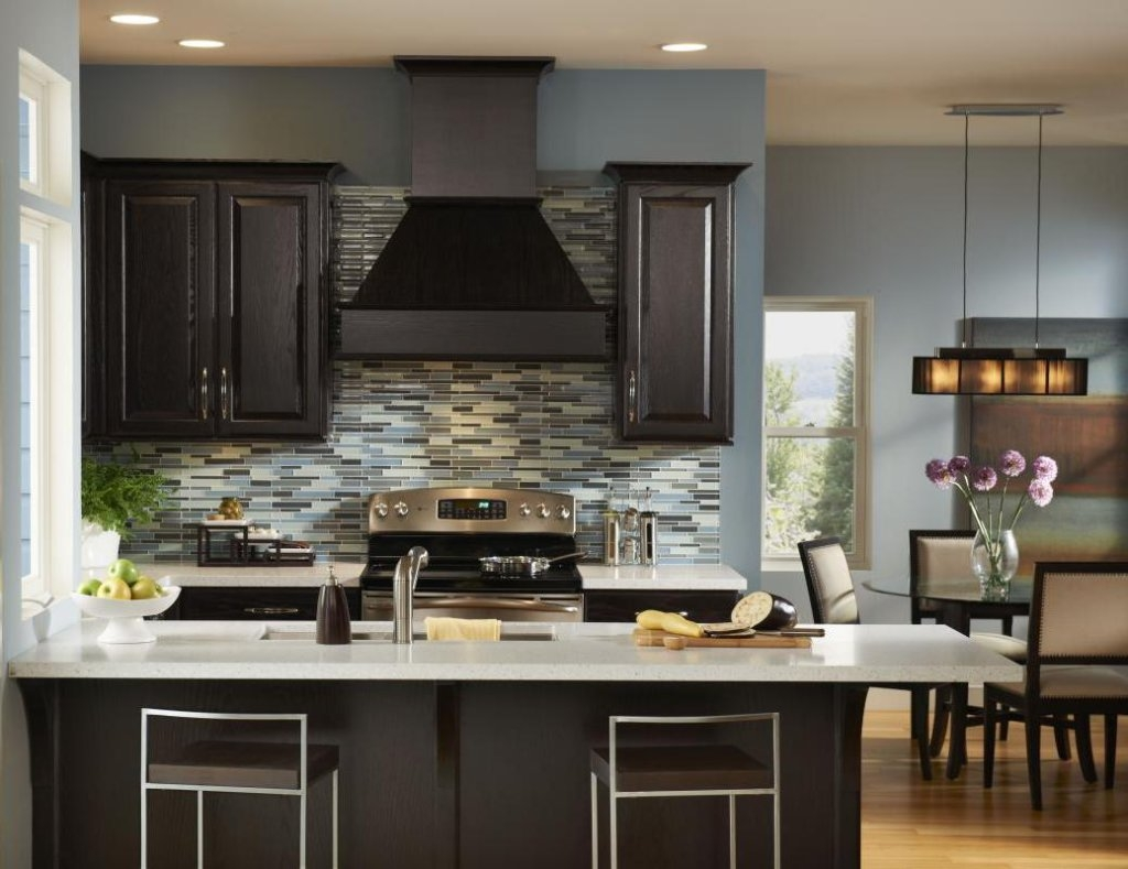 Colors For Kitchen Cabinets 2017