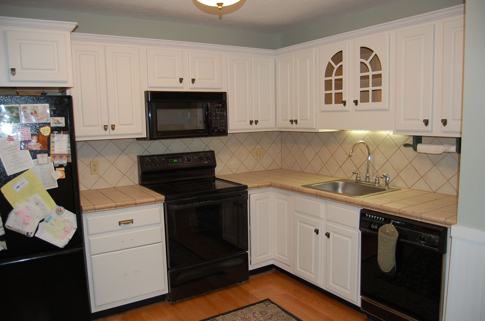 Concord Style Kitchen Cabinets