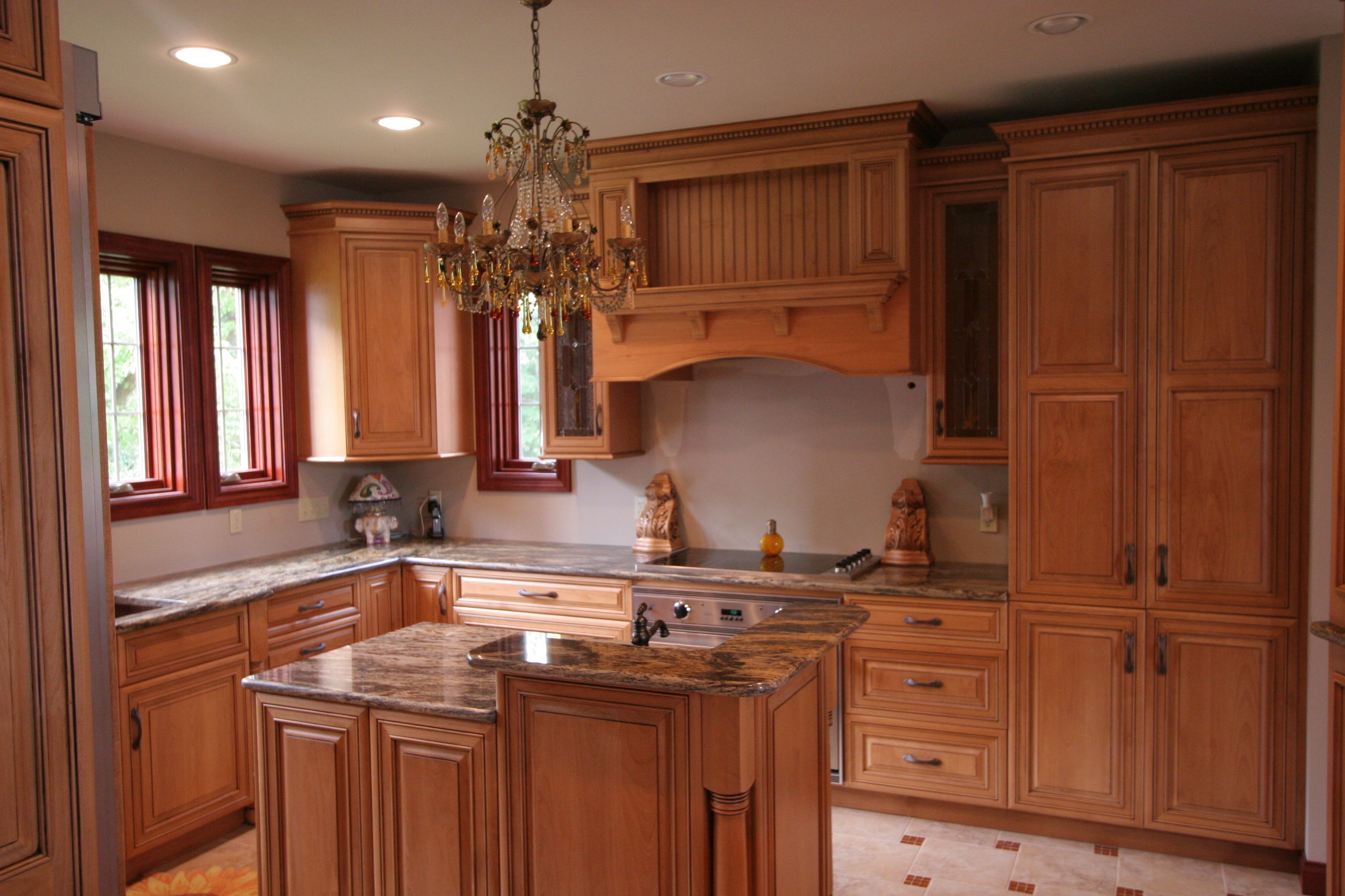 Designs Of Kitchen Cabinets With Photos