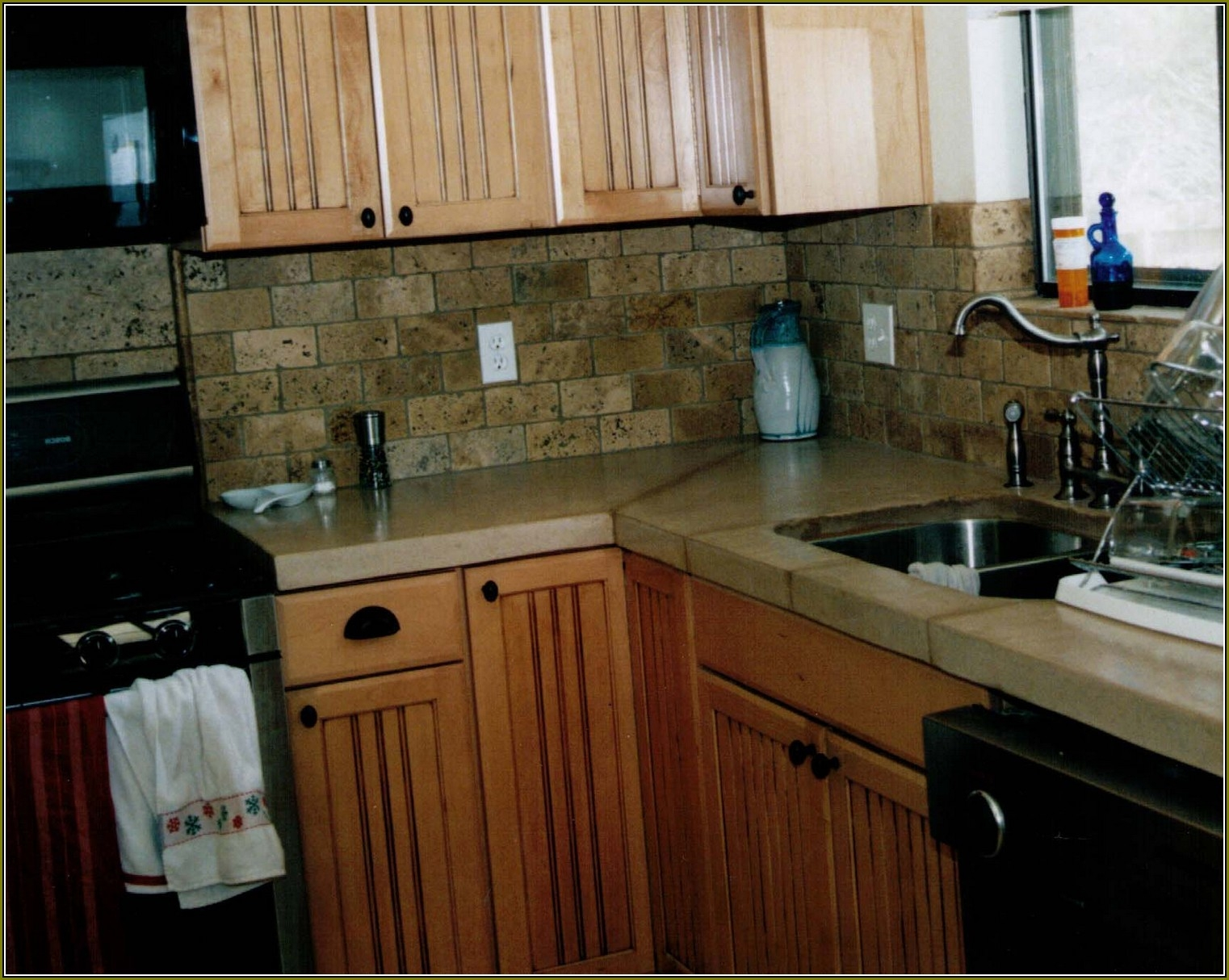 Different Types Of Kitchen Cabinets Material