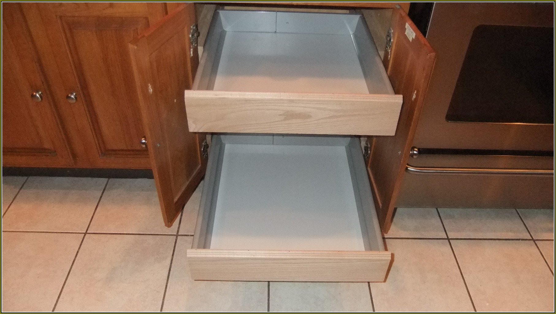 Drawer Runners For Kitchen Cabinets