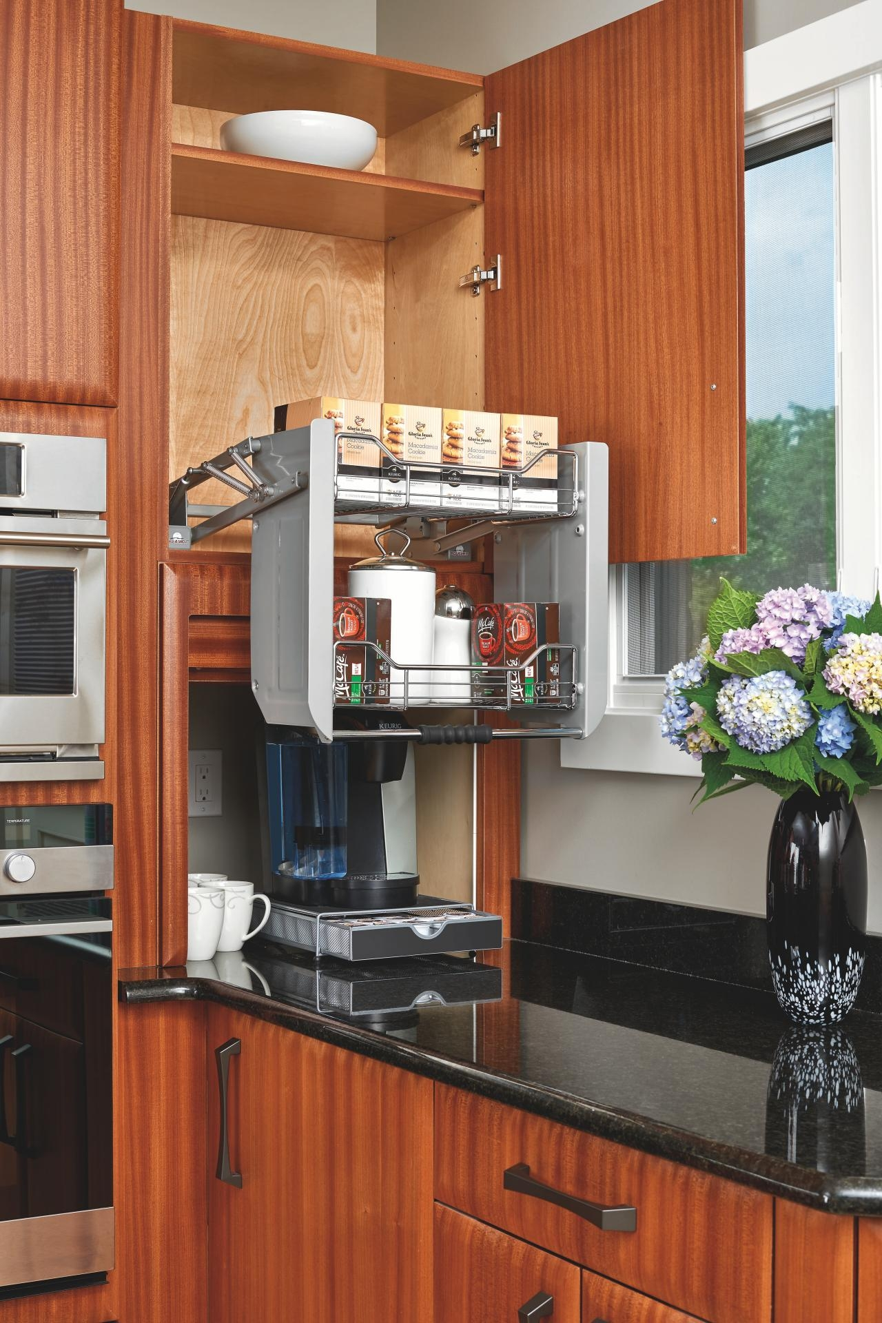 Drop Down Kitchen Cabinets