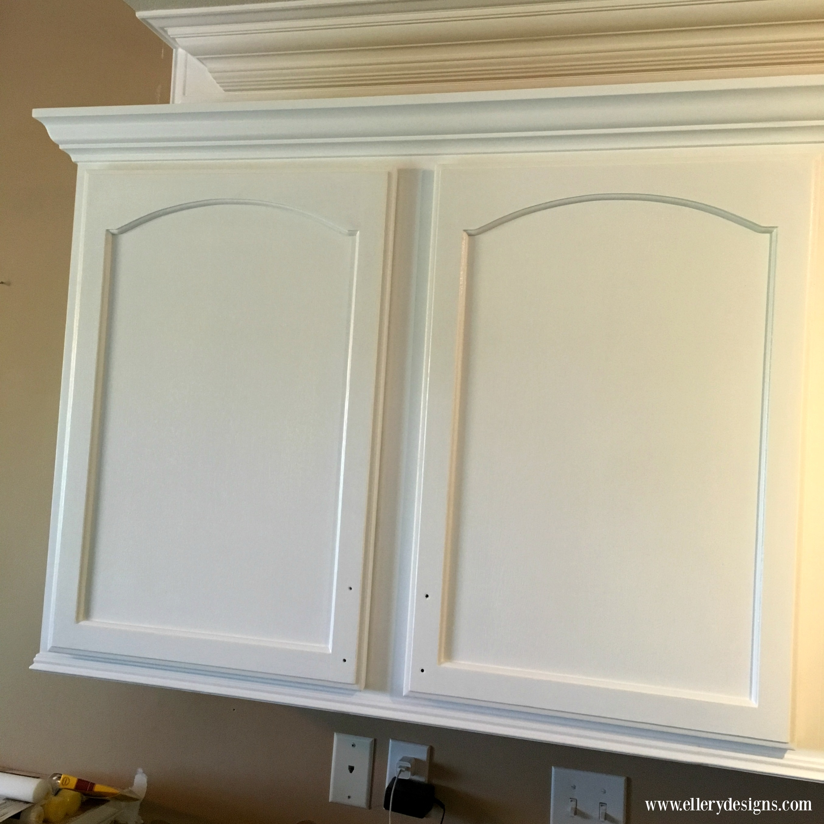 Permalink to Finish Kitchen Cabinets Coat