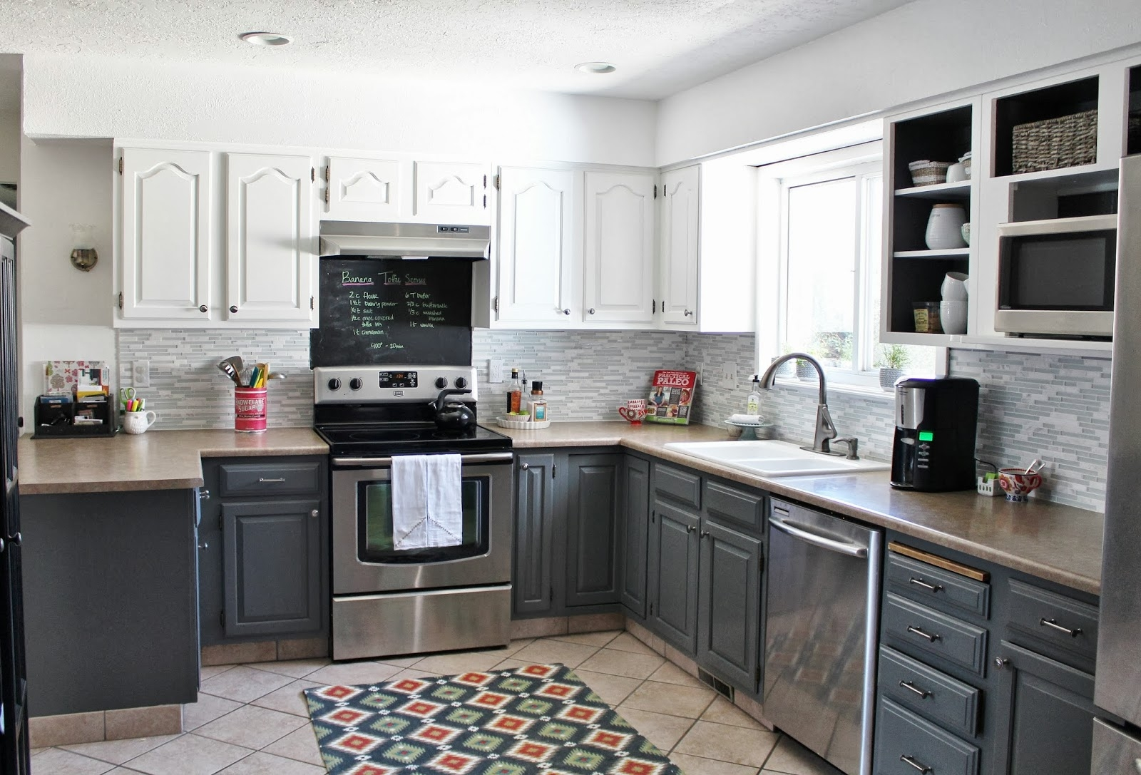 Grey Kitchen Cabinet Pictures