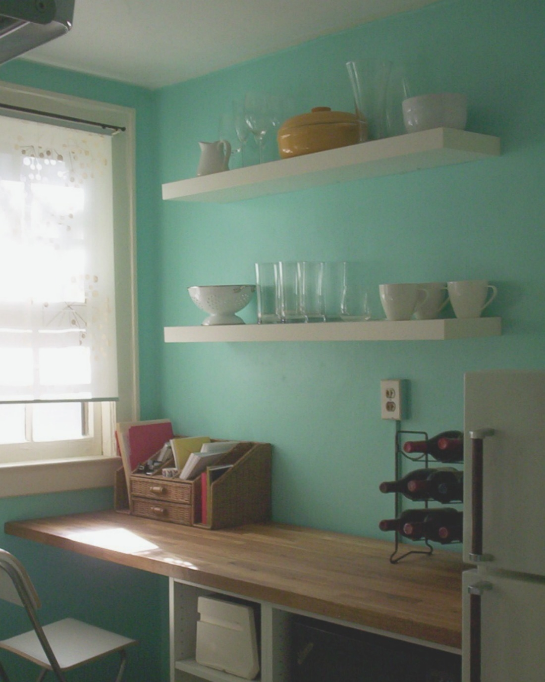 Hang Kitchen Cabinets On Plaster Wall