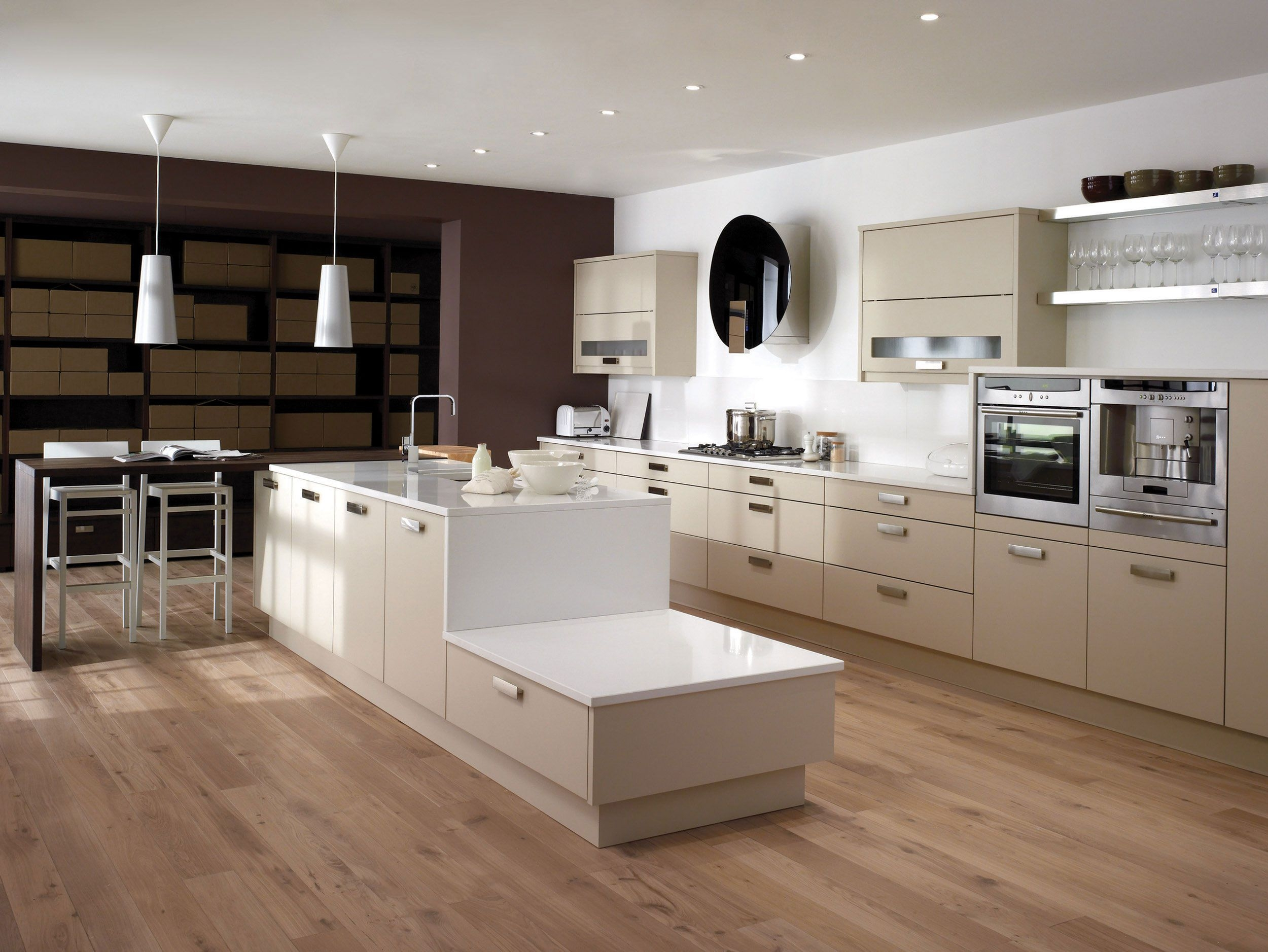 Hanging Kitchen Wall Cabinets On Plasterboard