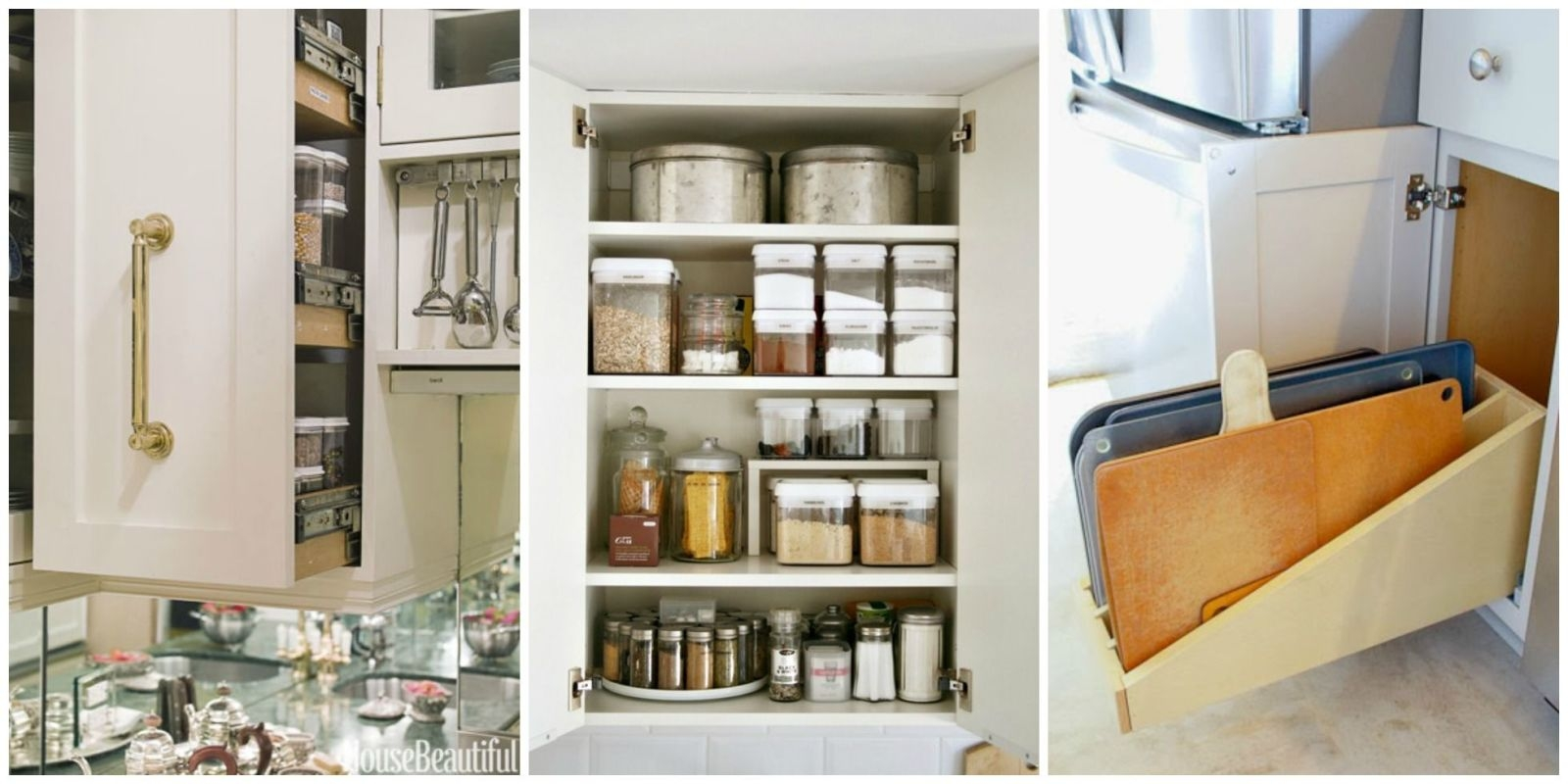 Ideas For Organizing My Kitchen Cabinets