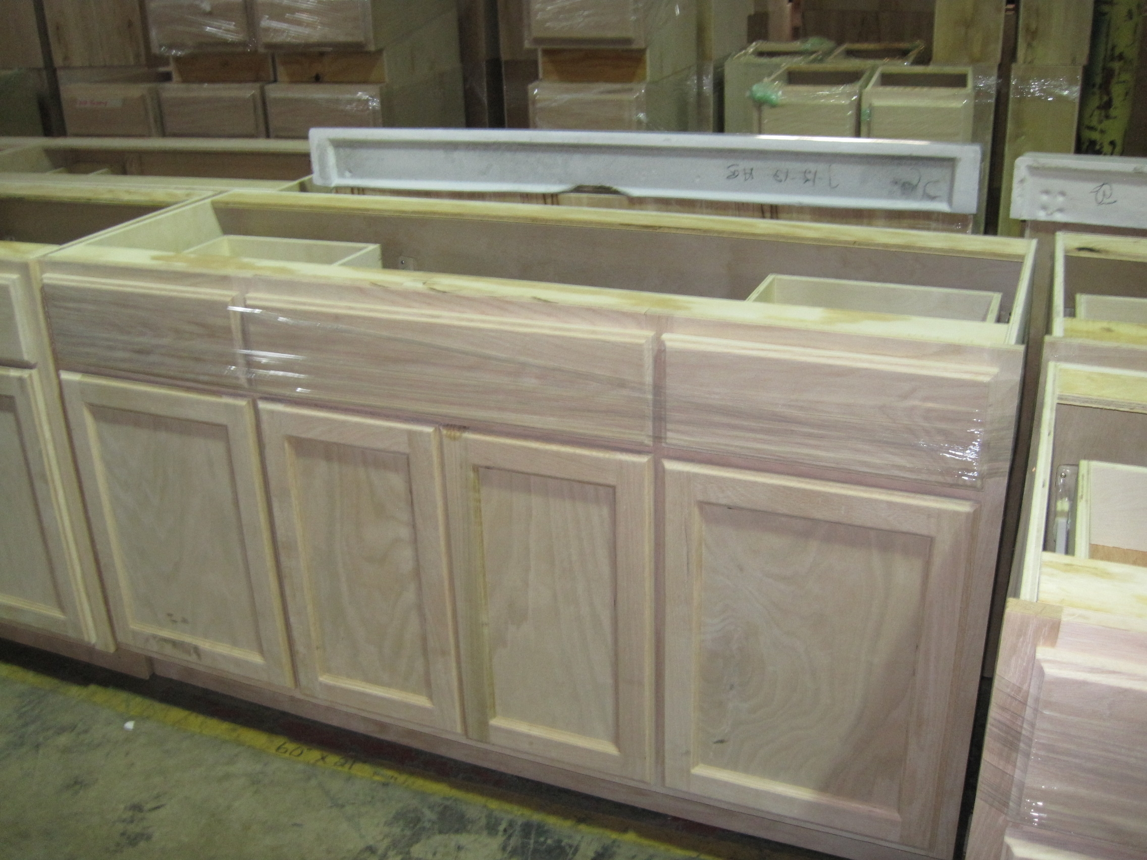 Kitchen Base Cabinets With Sink