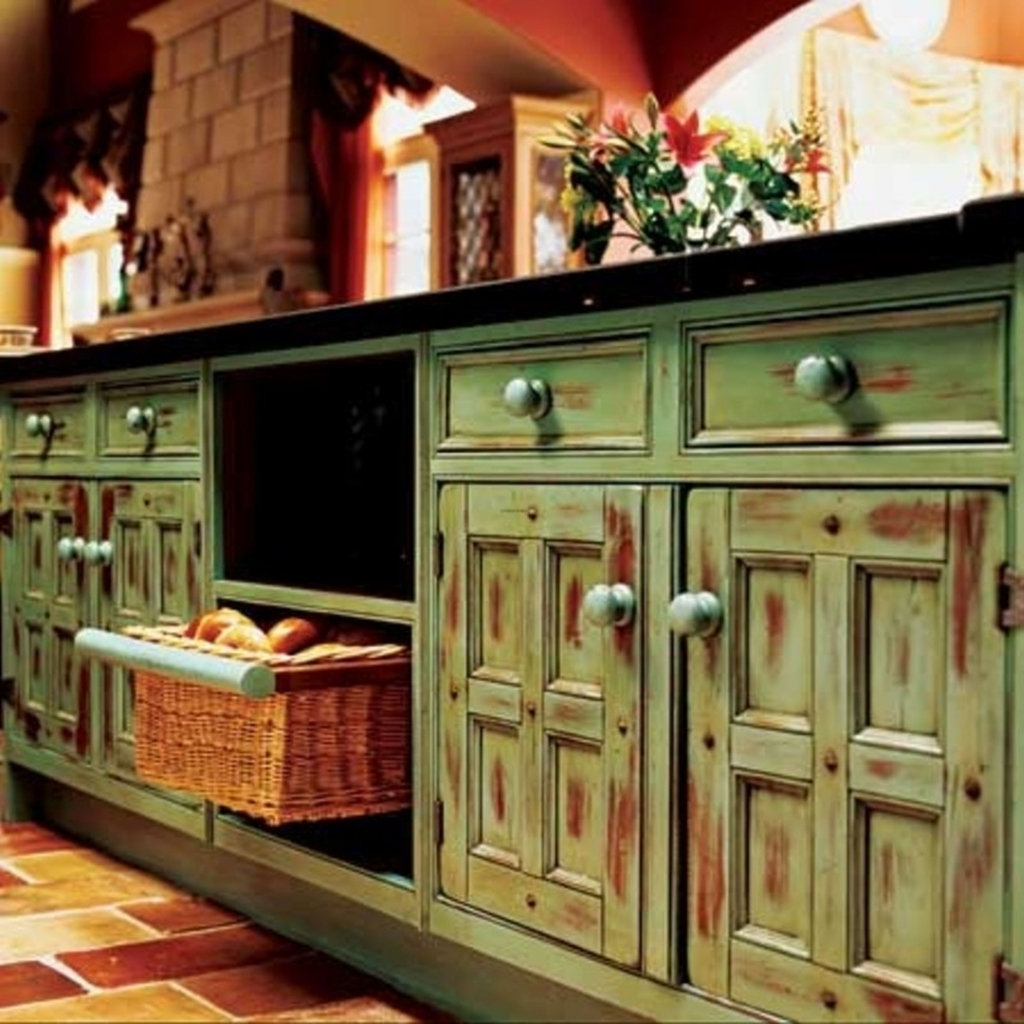 Kitchen Cabinet Cover Ideas
