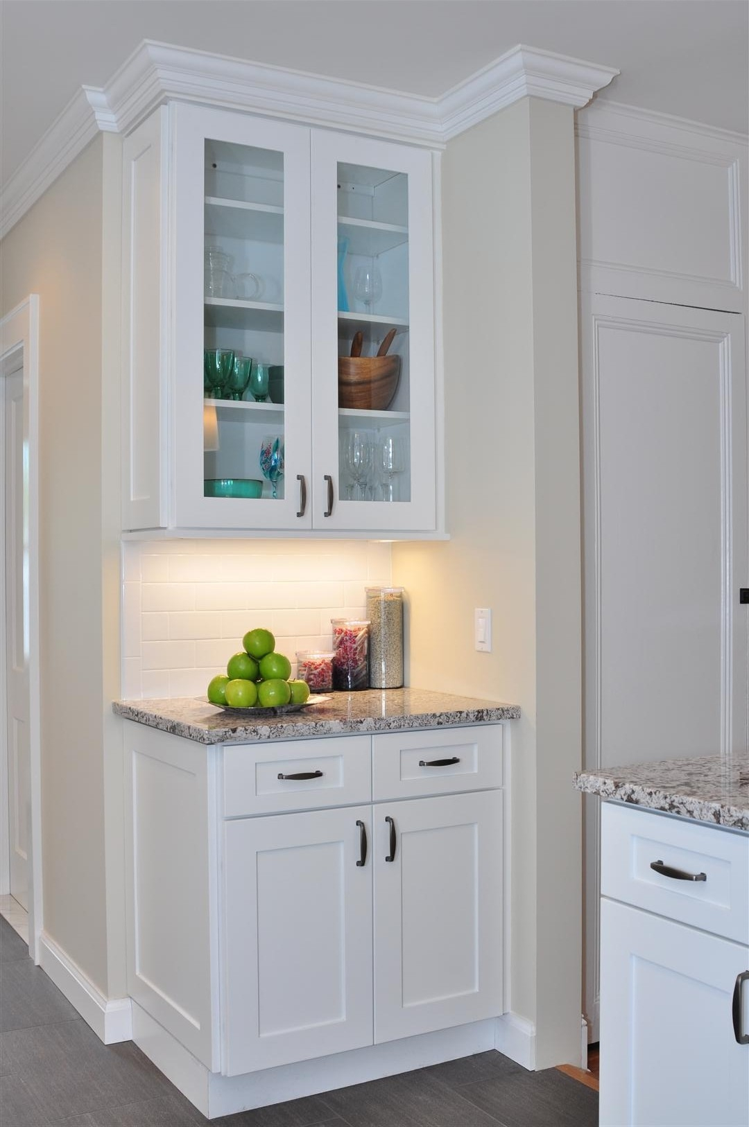 Kitchen Cabinet Doors White Shaker