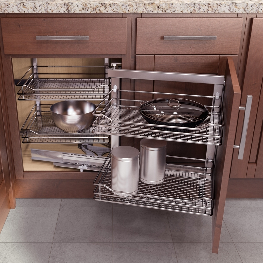 Kitchen Cabinet Hardware Blind Corner