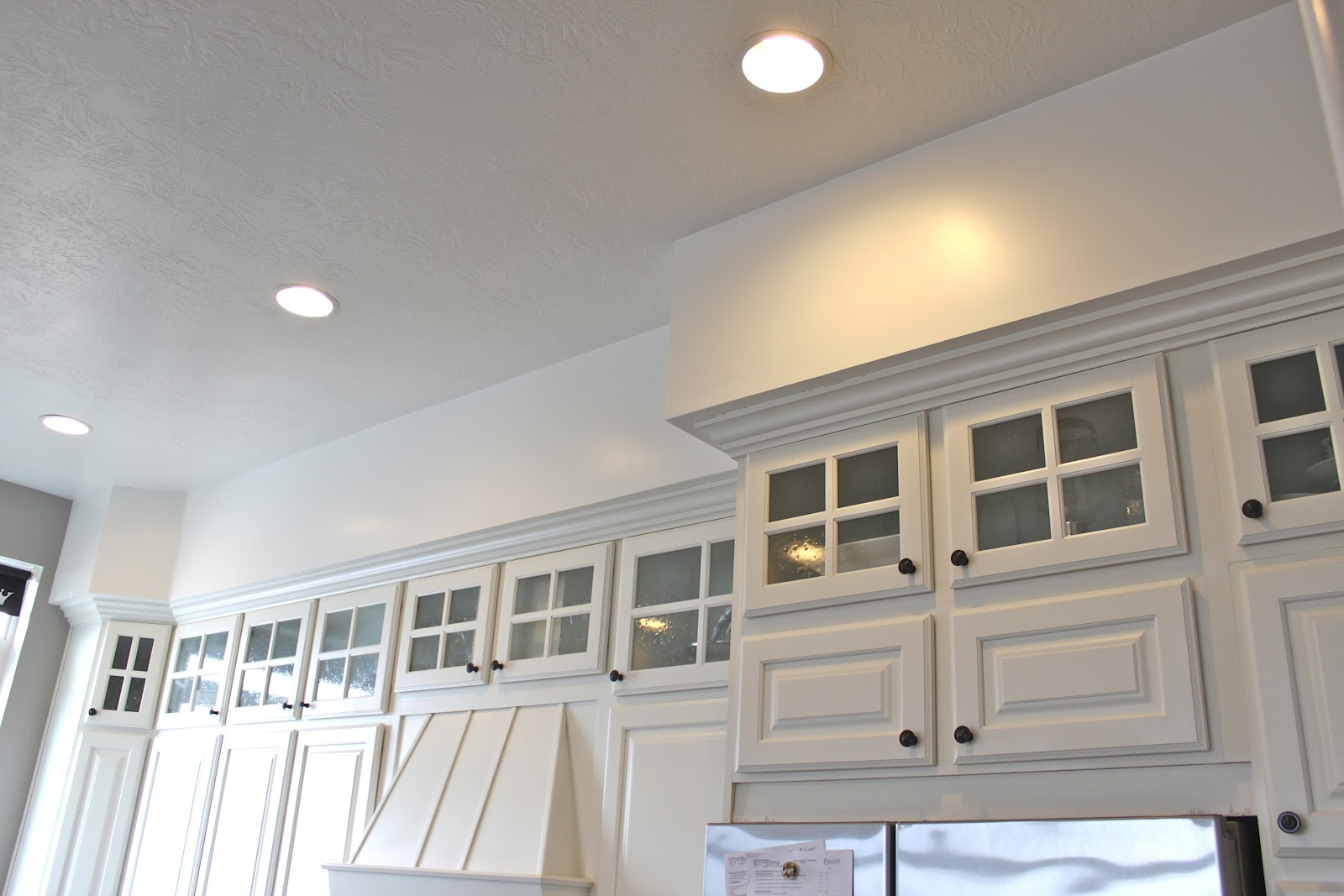 Kitchen Cabinet Molding With Soffit