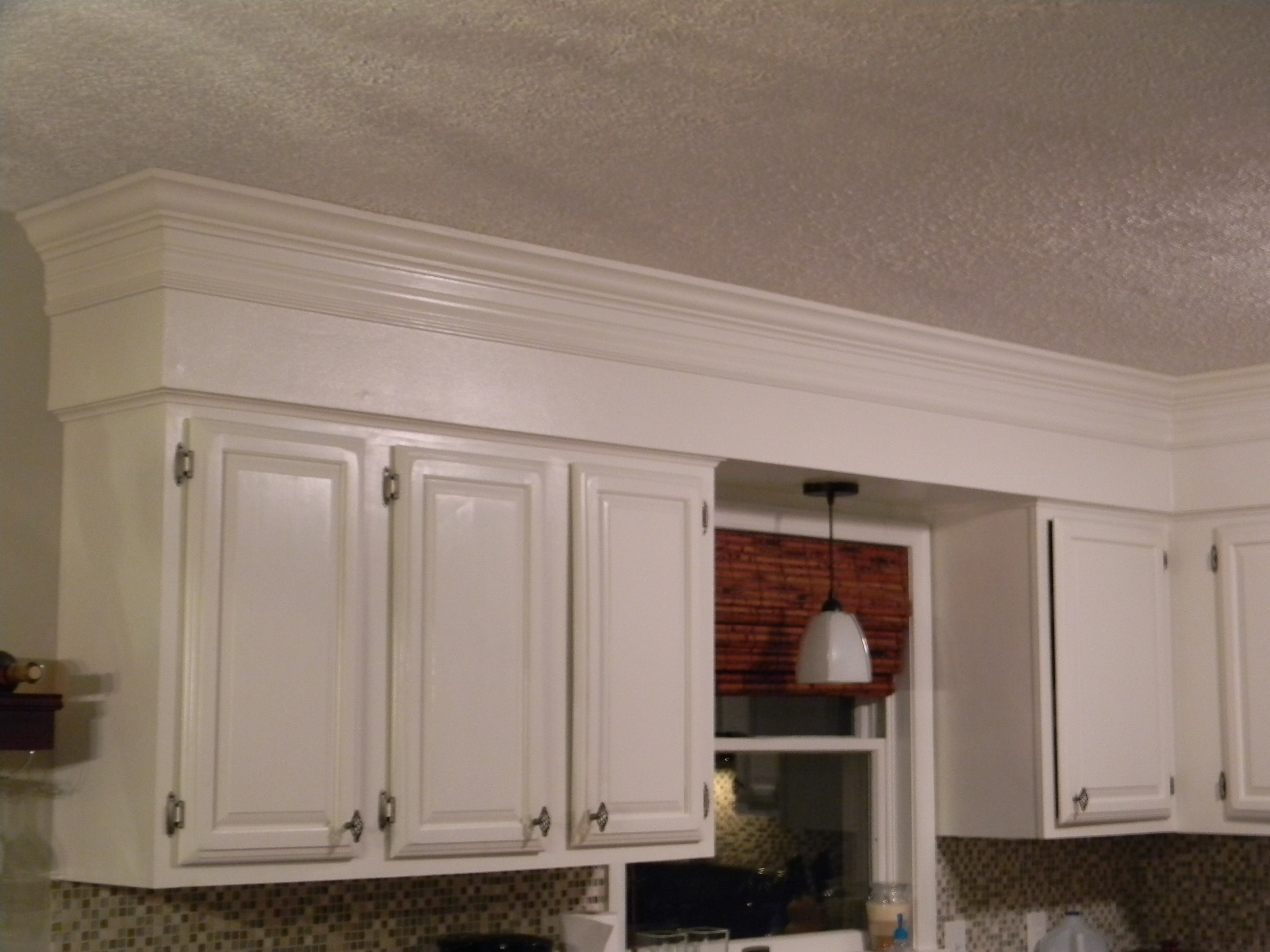 Kitchen Cabinet Top Molding