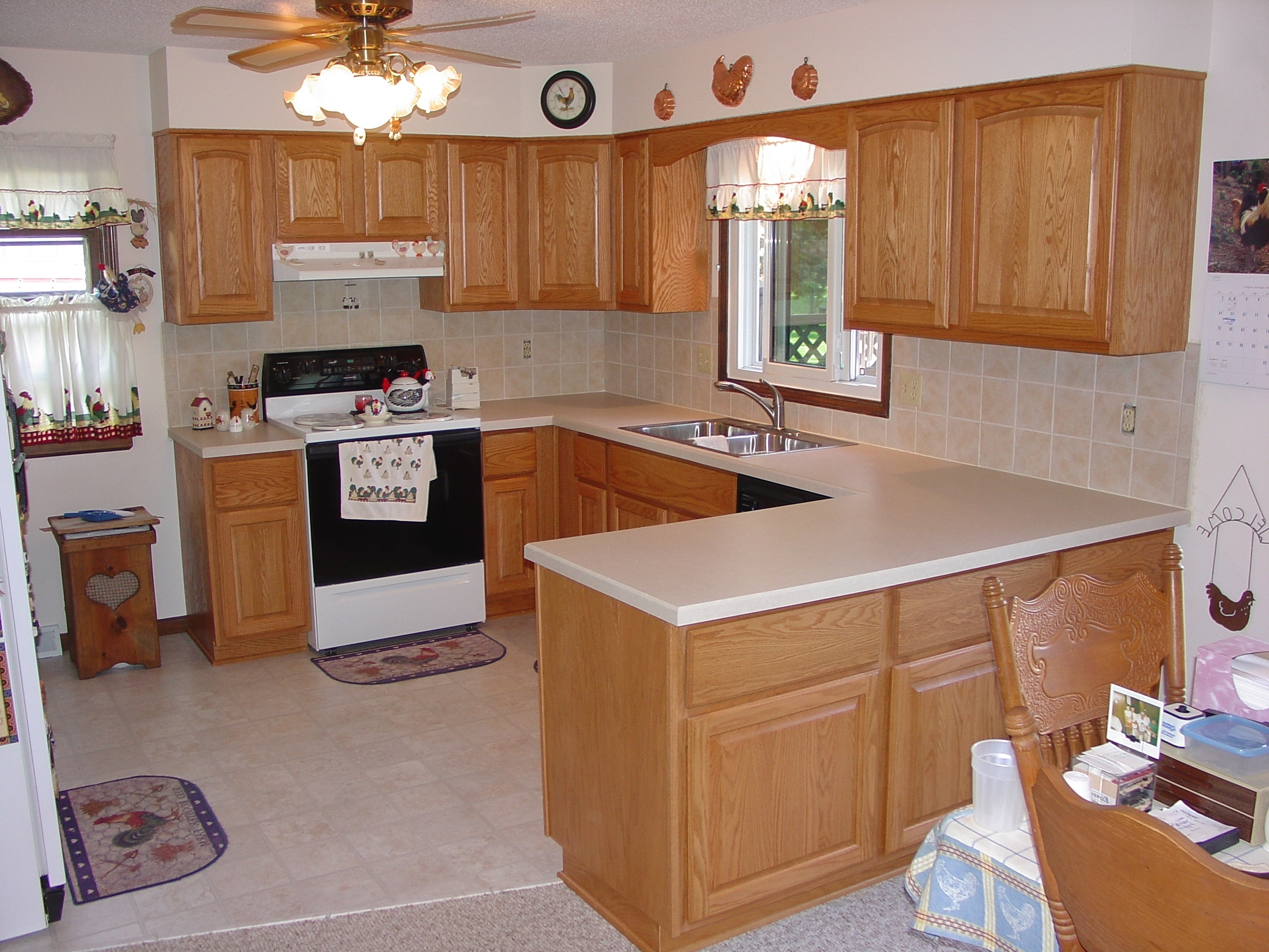 Kitchen Cabinets Complete Set