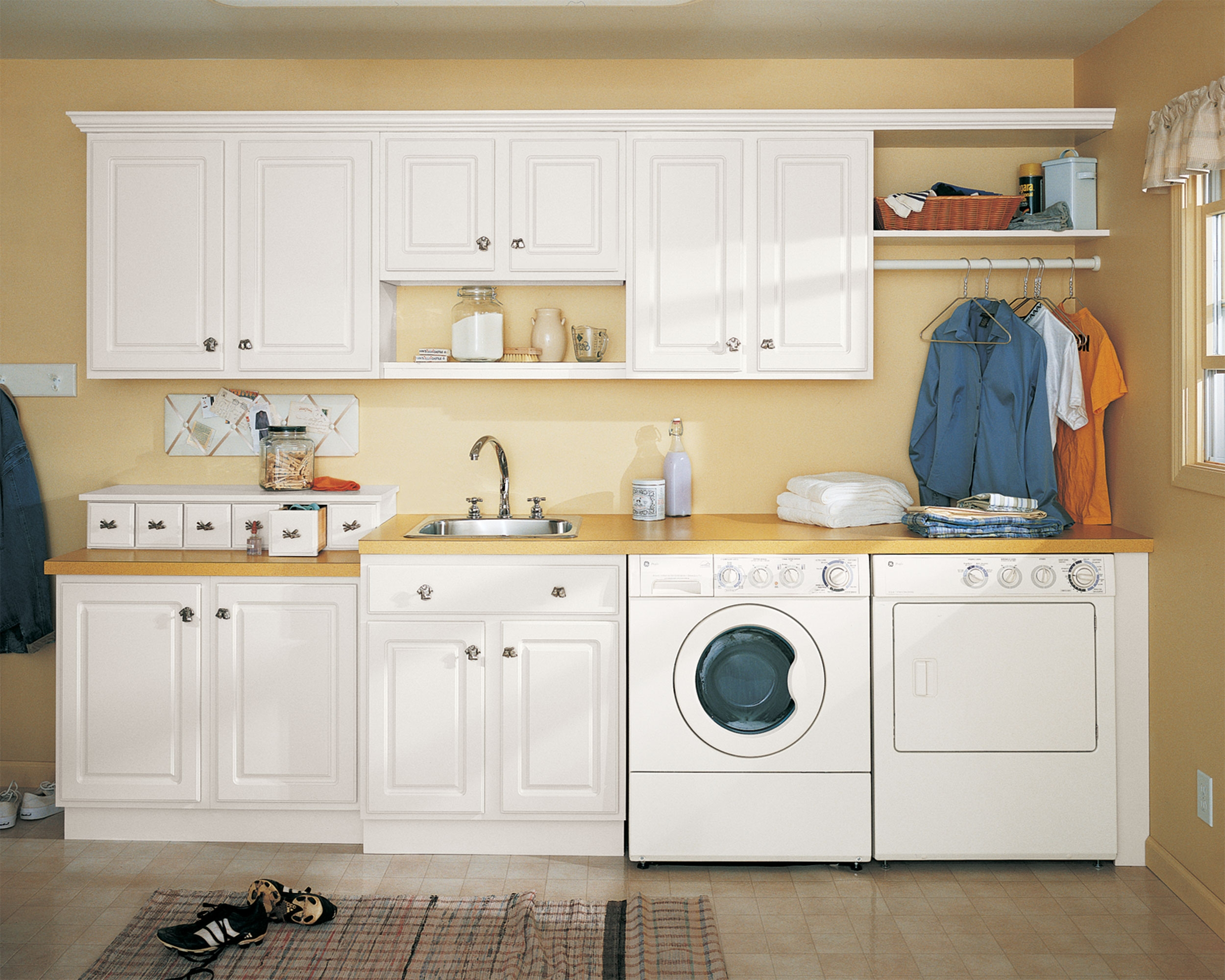 Kitchen Cabinets For Utility Room