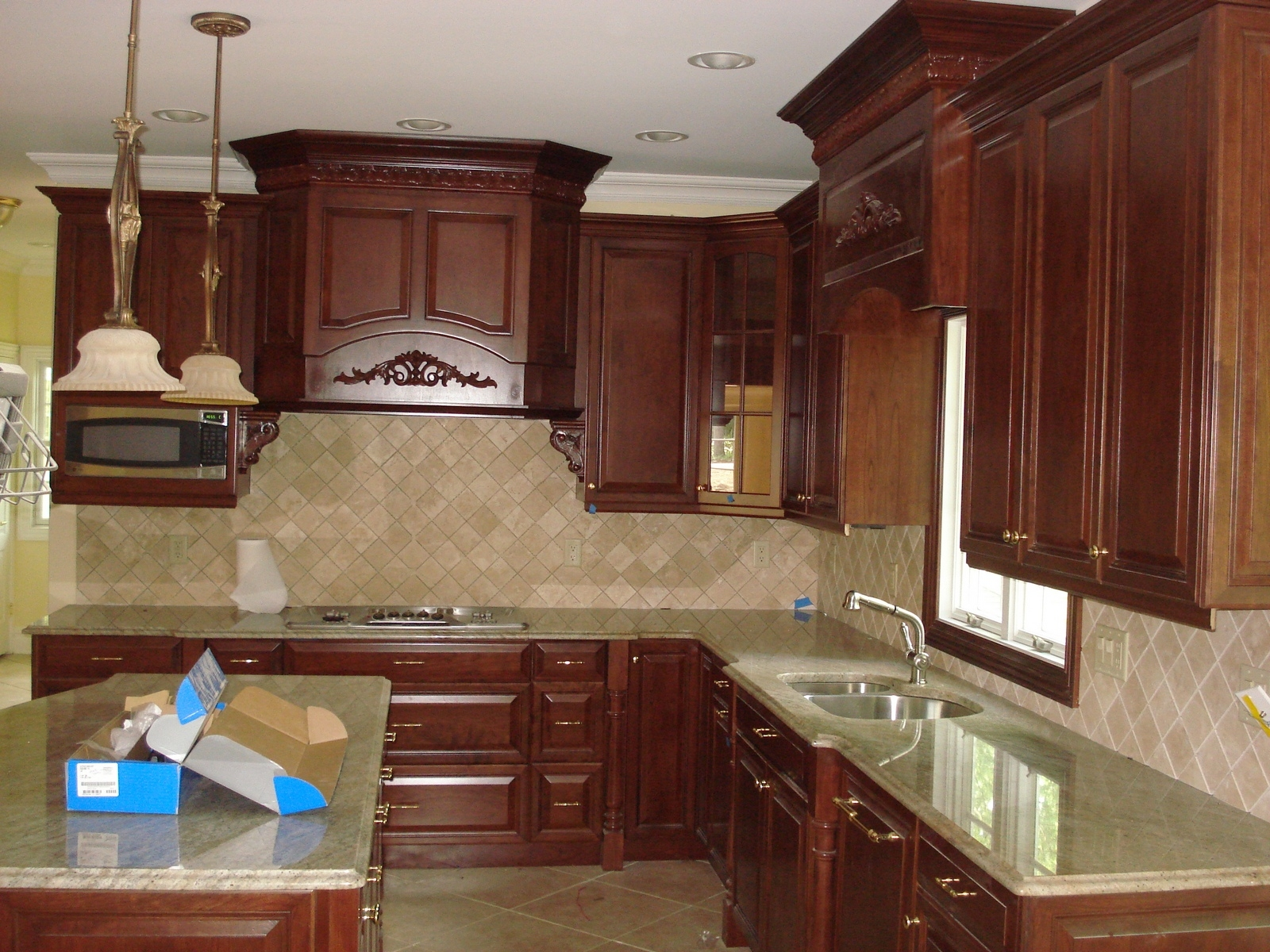 Kitchen Cabinets Molding Crown